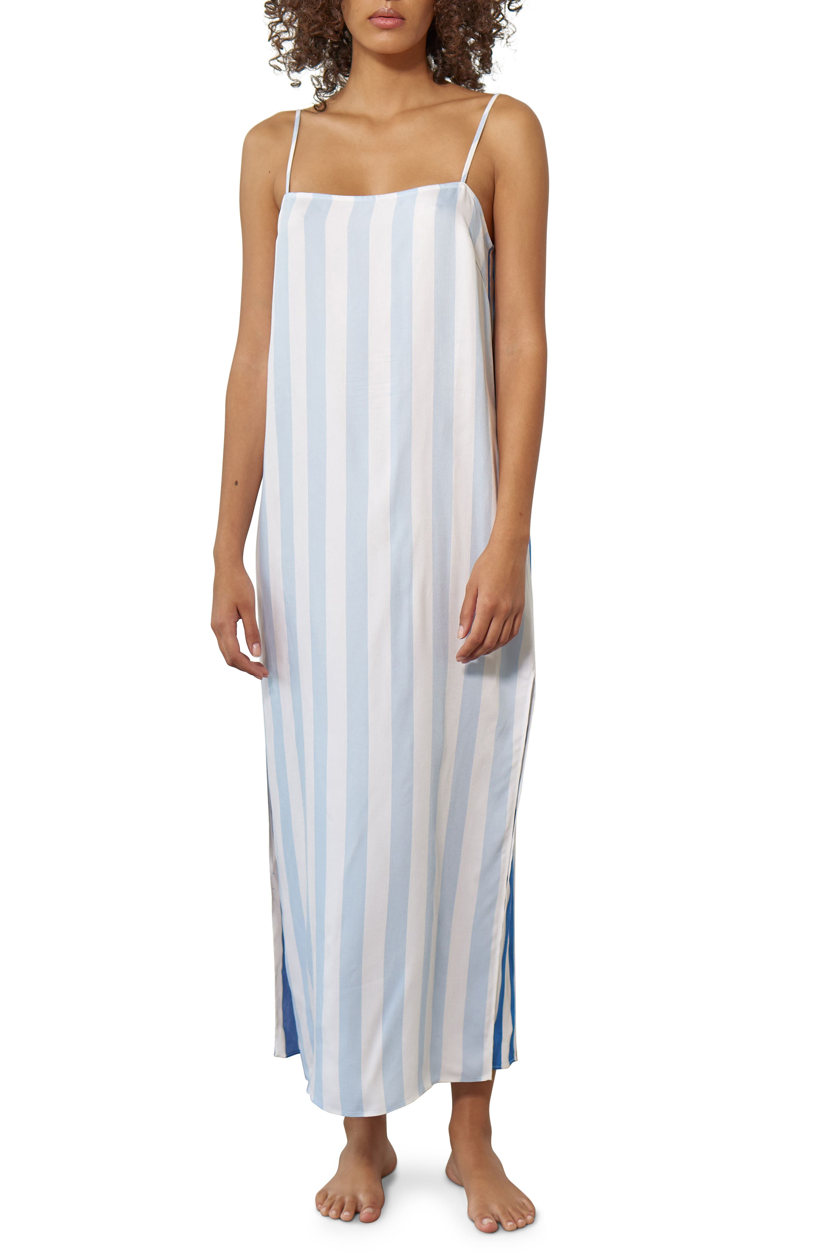 Mara Hoffman Sena Cover-Up Maxi Dress