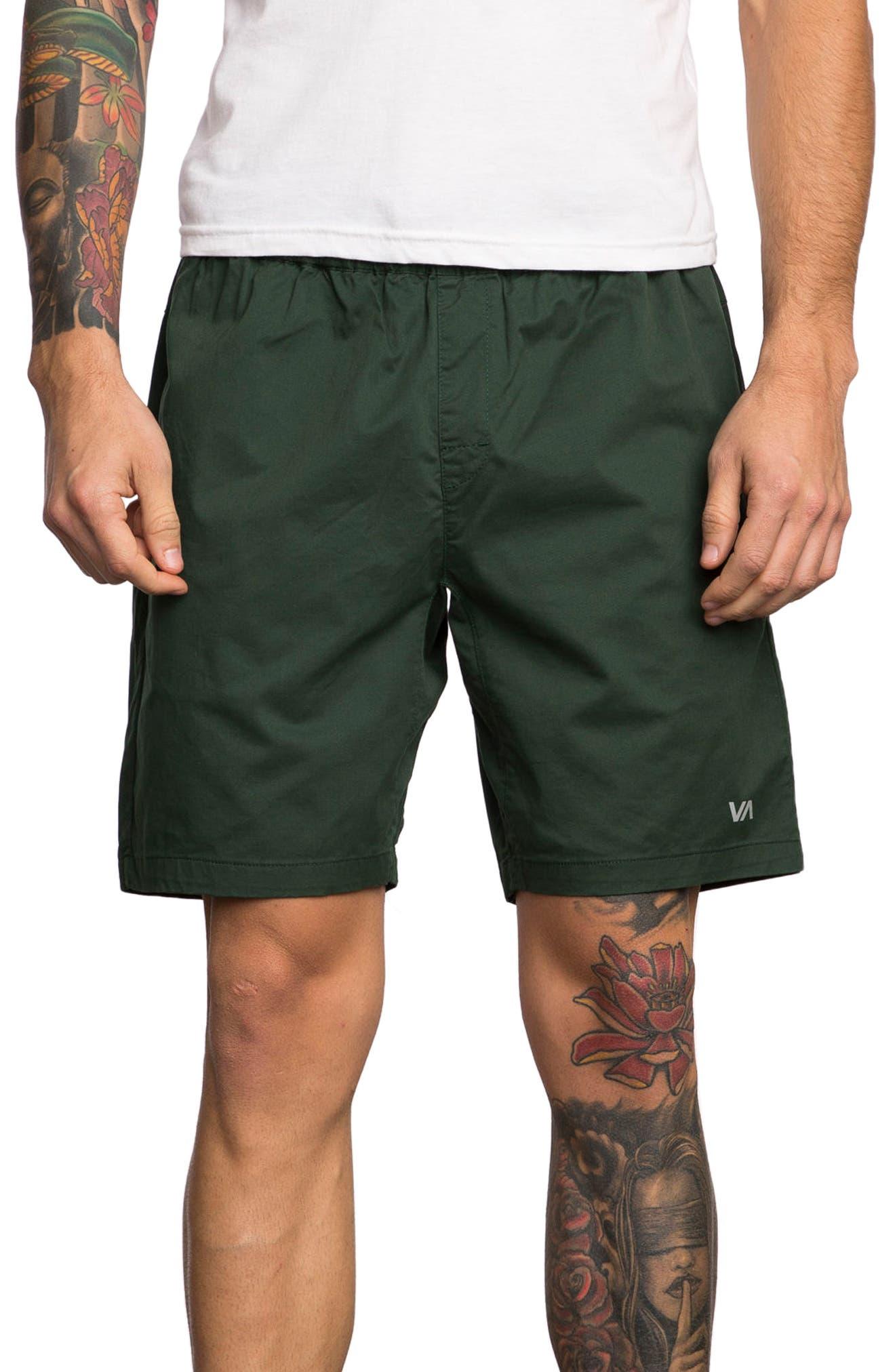 Alternate Image 1 Selected - RVCA Spectrum Sport Shorts