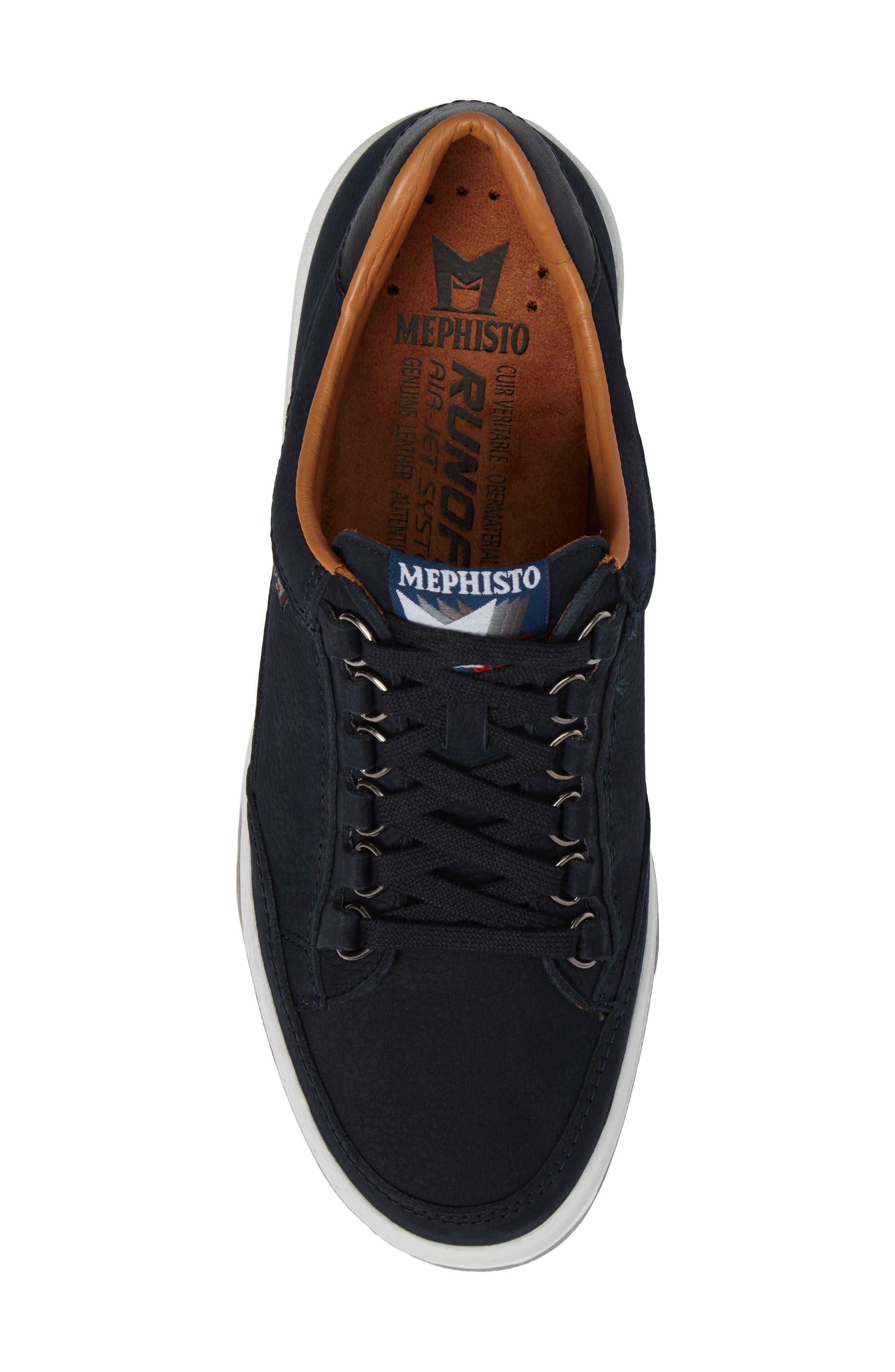 Alternate Image 5  - Mephisto Mick Sneaker (Men)