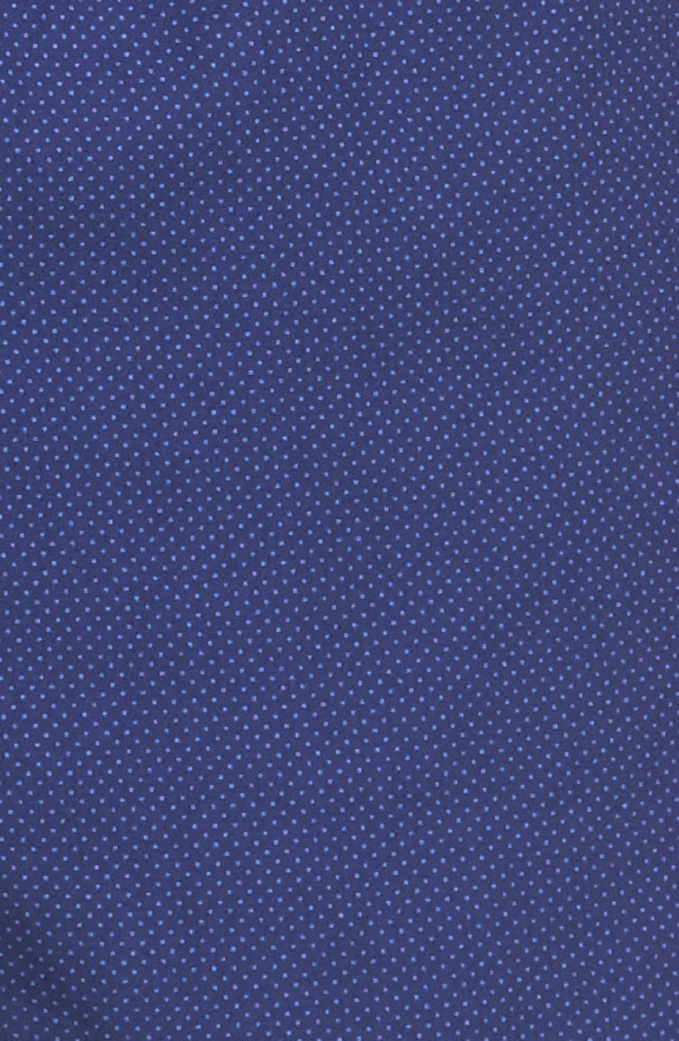 Classic Cotton Boxers,                             Alternate thumbnail 4, color,                             Racer Blue