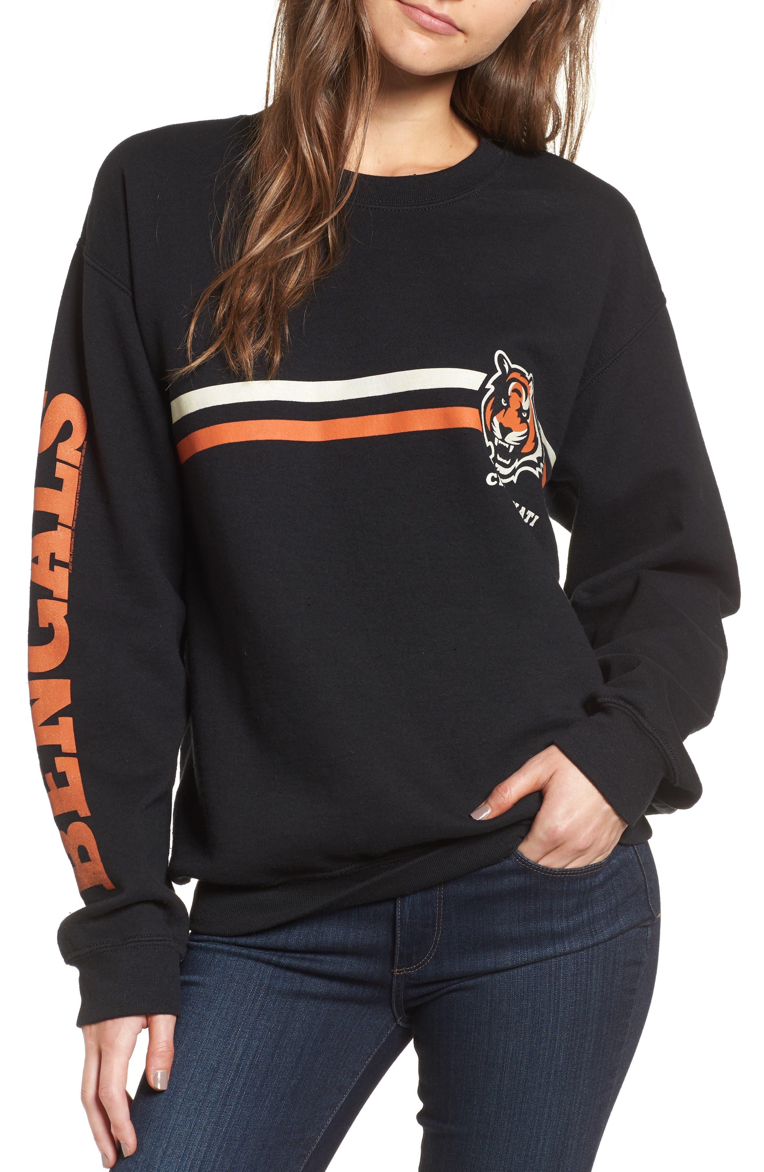 Junk Food Retro NFL Team Sweatshirt