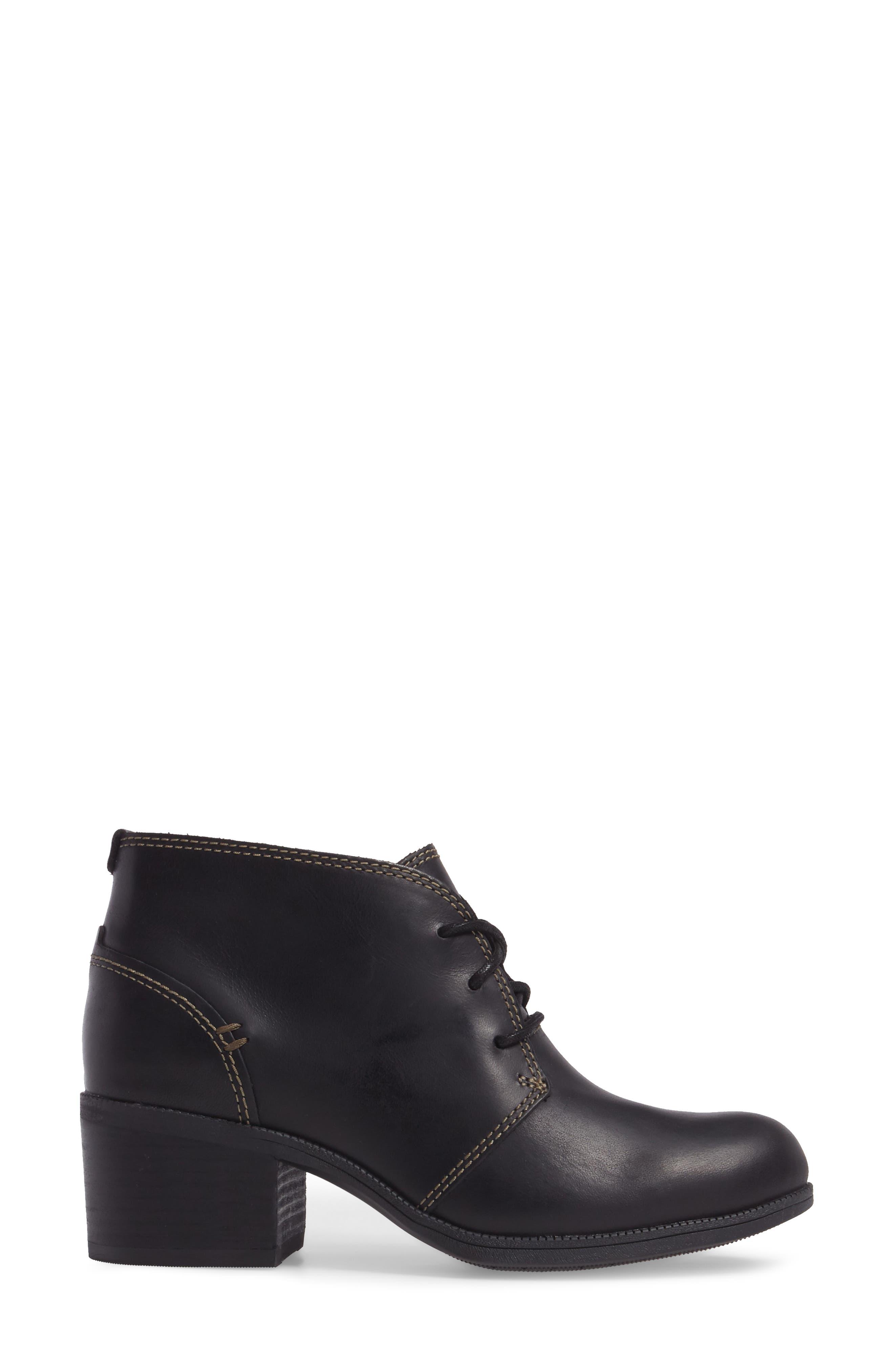 Alternate Image 3  - Clarks® Maypearl Floral Boot (Women)