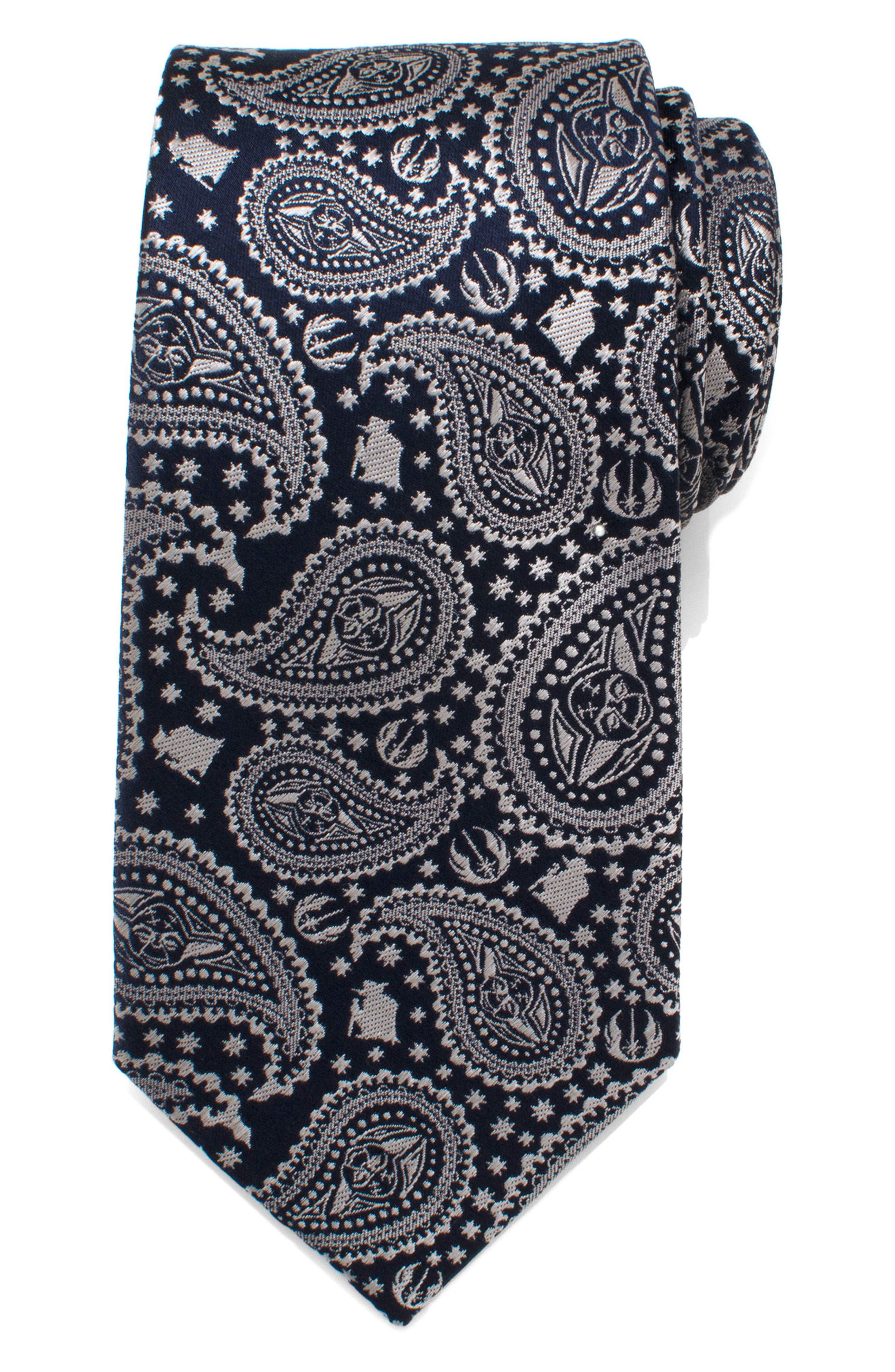 Alternate Image 2  - Cufflinks, Inc. Yoda Silk Tie