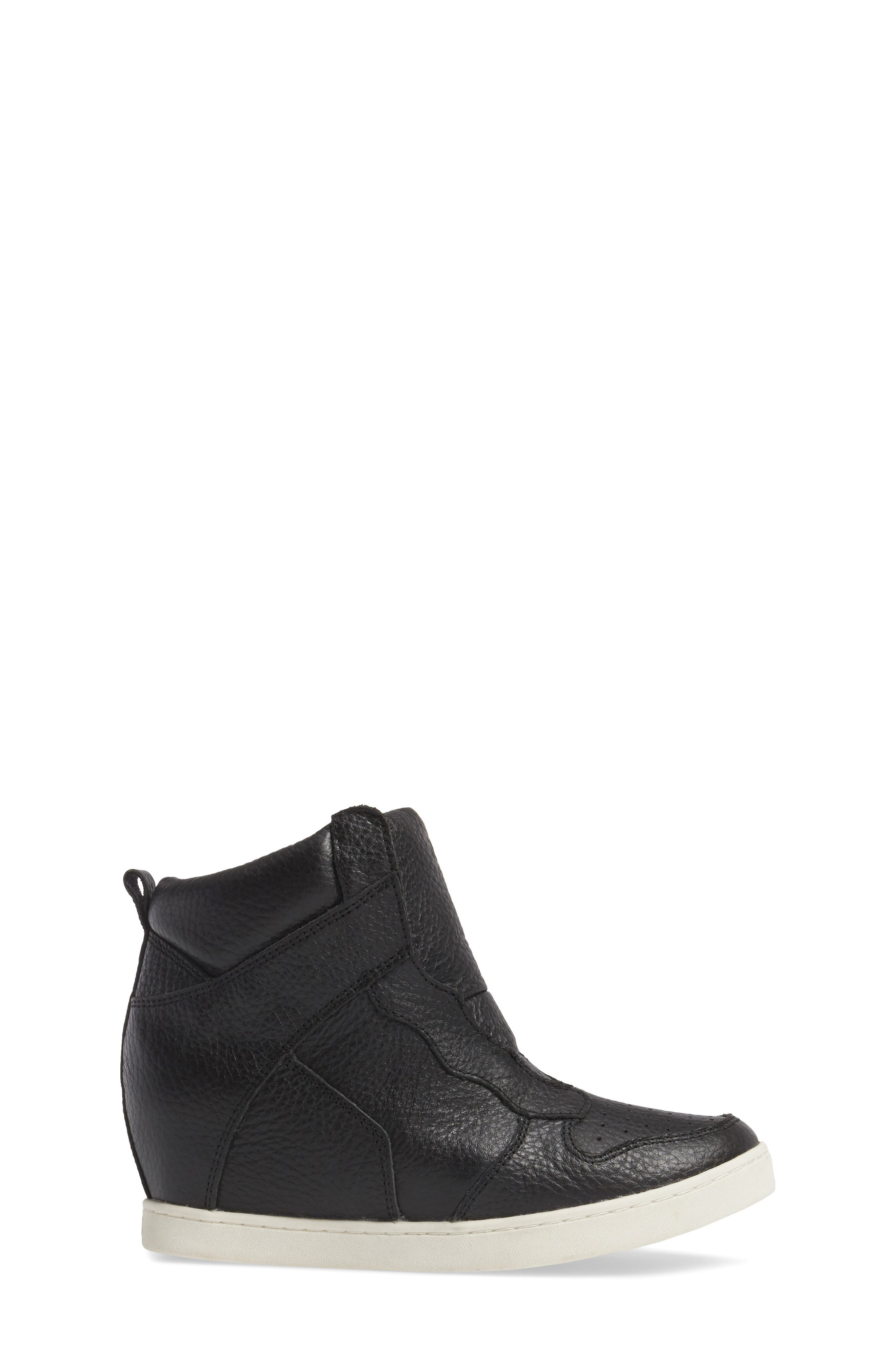 Alternate Image 3  - Ash Syndey Laceless Concealed Wedge Bootie (Toddler, Little Kid & Big Kid)