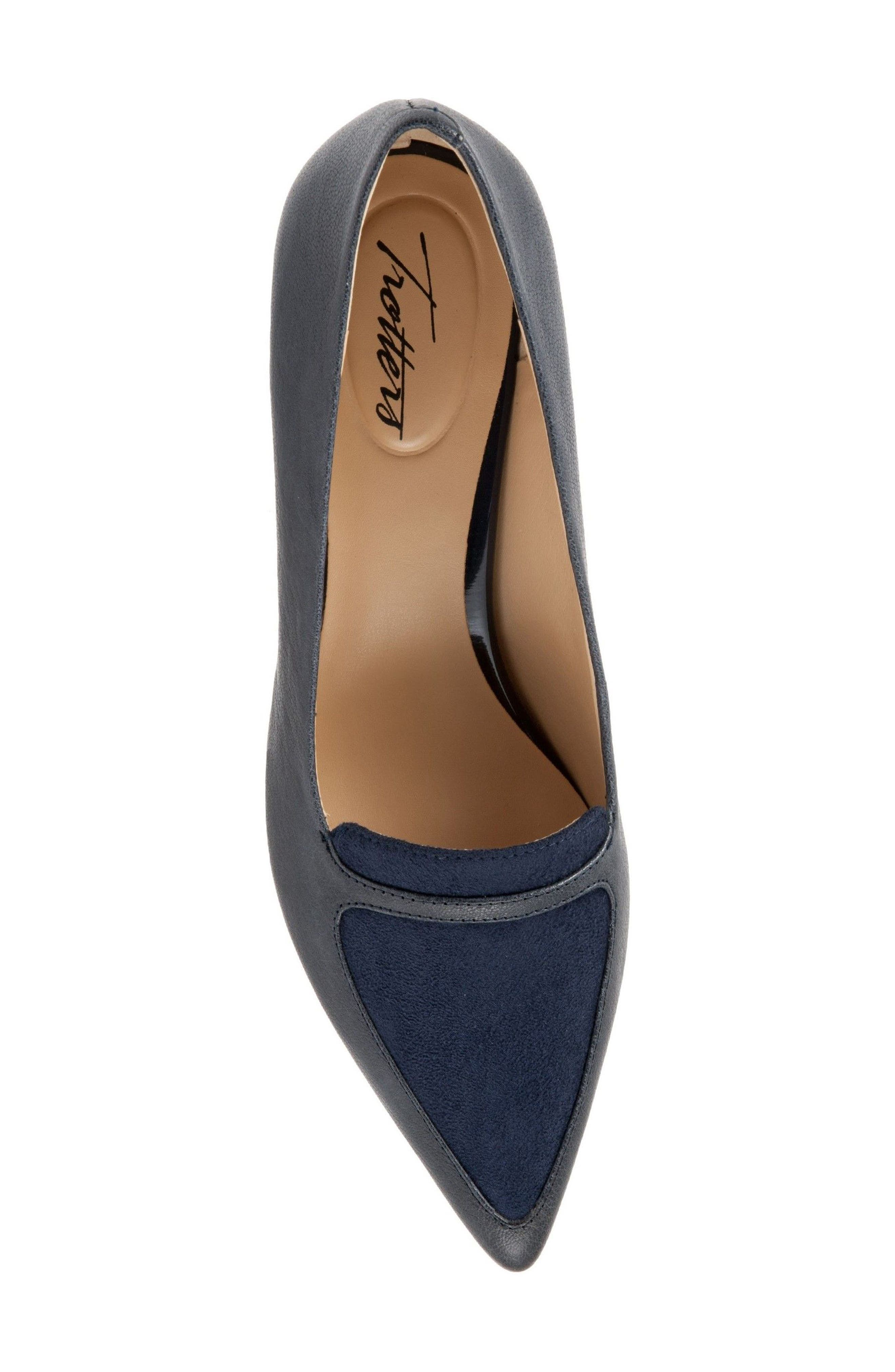 Alternate Image 5  - Trotters 'Piper' Pointy Toe Pump (Women)