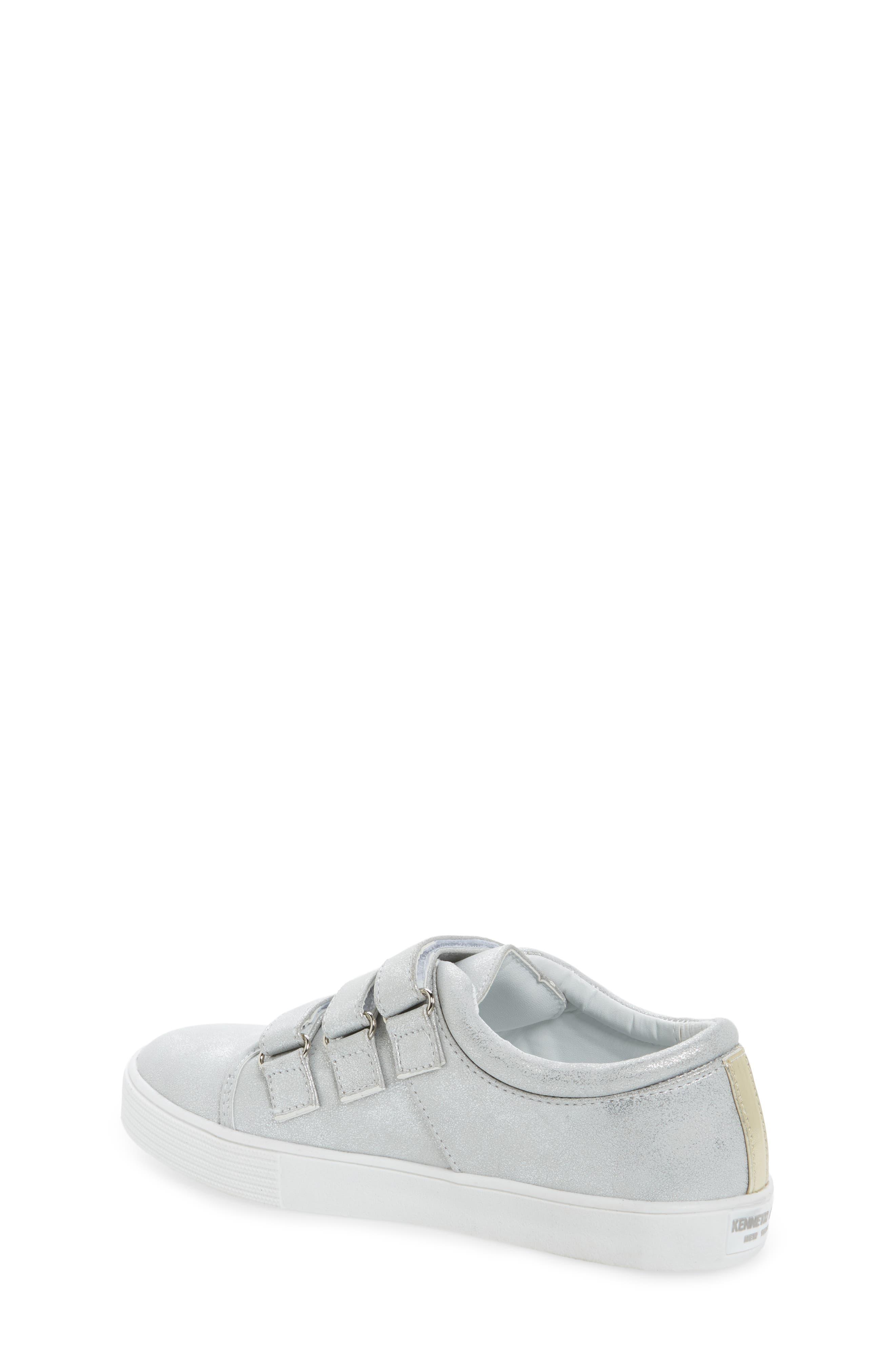 Alternate Image 2  - Kenneth Cole New York Kam Glitter Strap Sneaker (Toddler, Little Kid & Big Kid)
