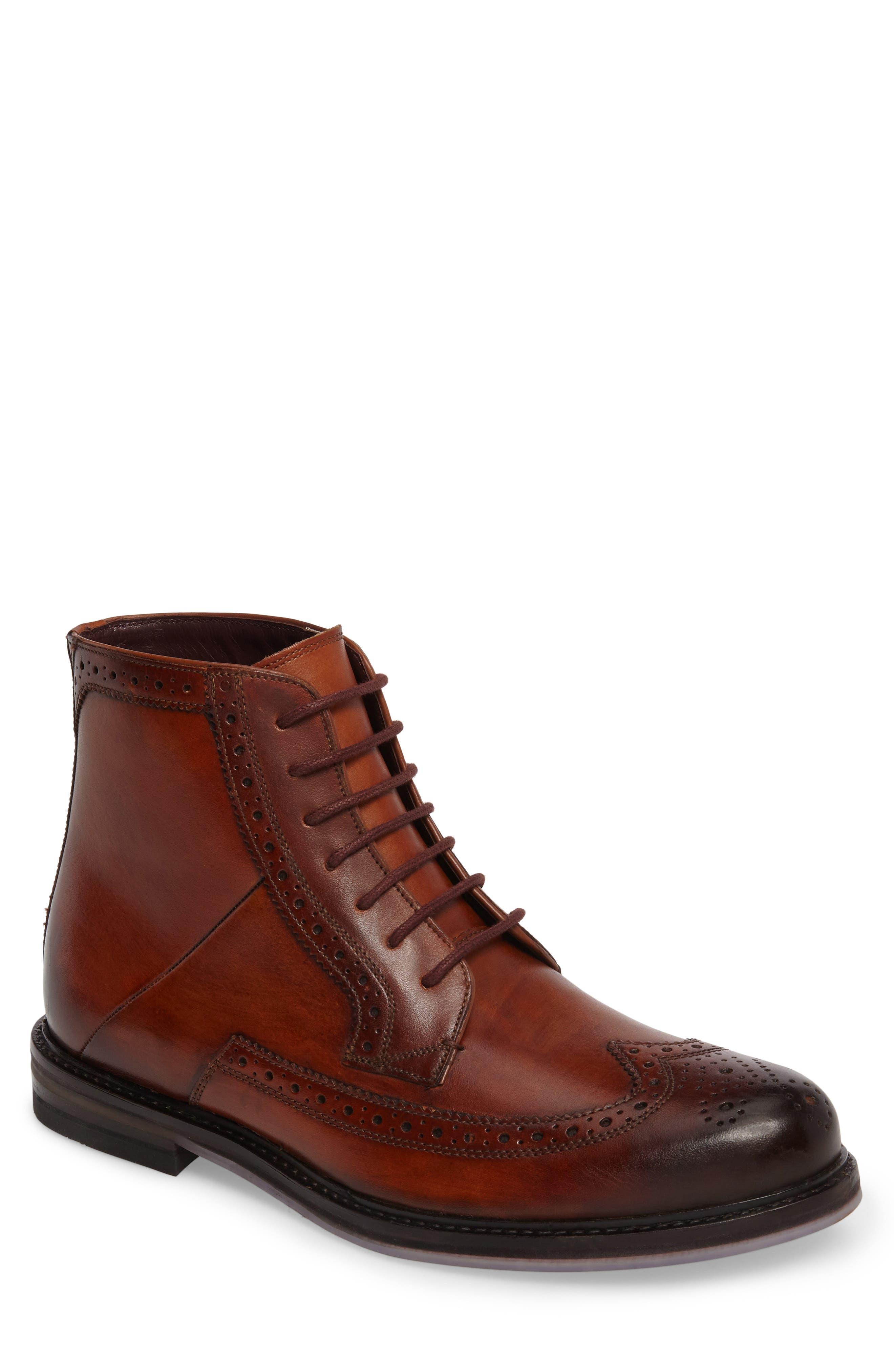 Ted Baker London Miylan 3 Wingtip Boot (Men)
