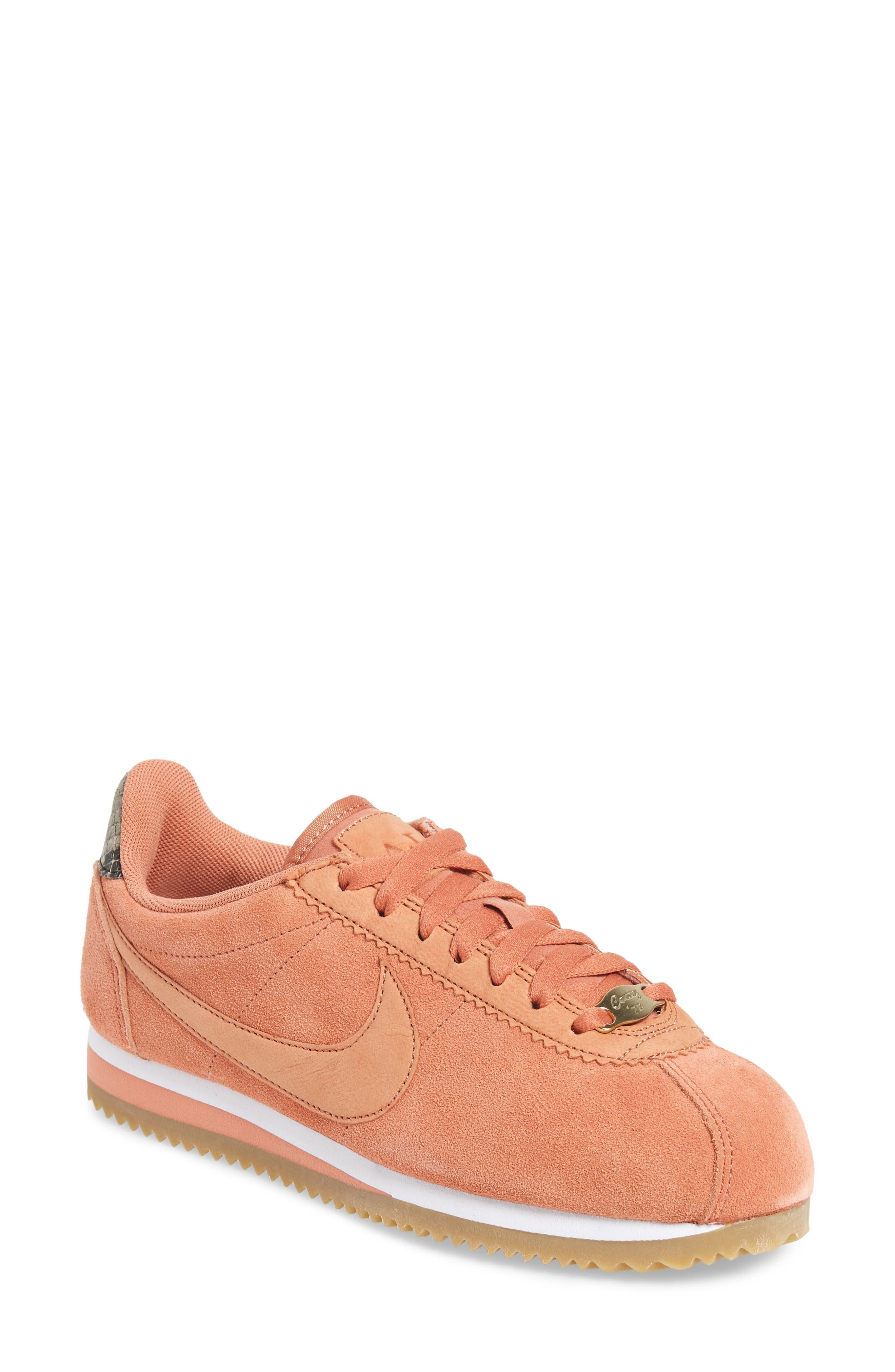 Alternate Image 1 Selected - Nike x A.L.C. Classic Cortez Sneaker (Women)