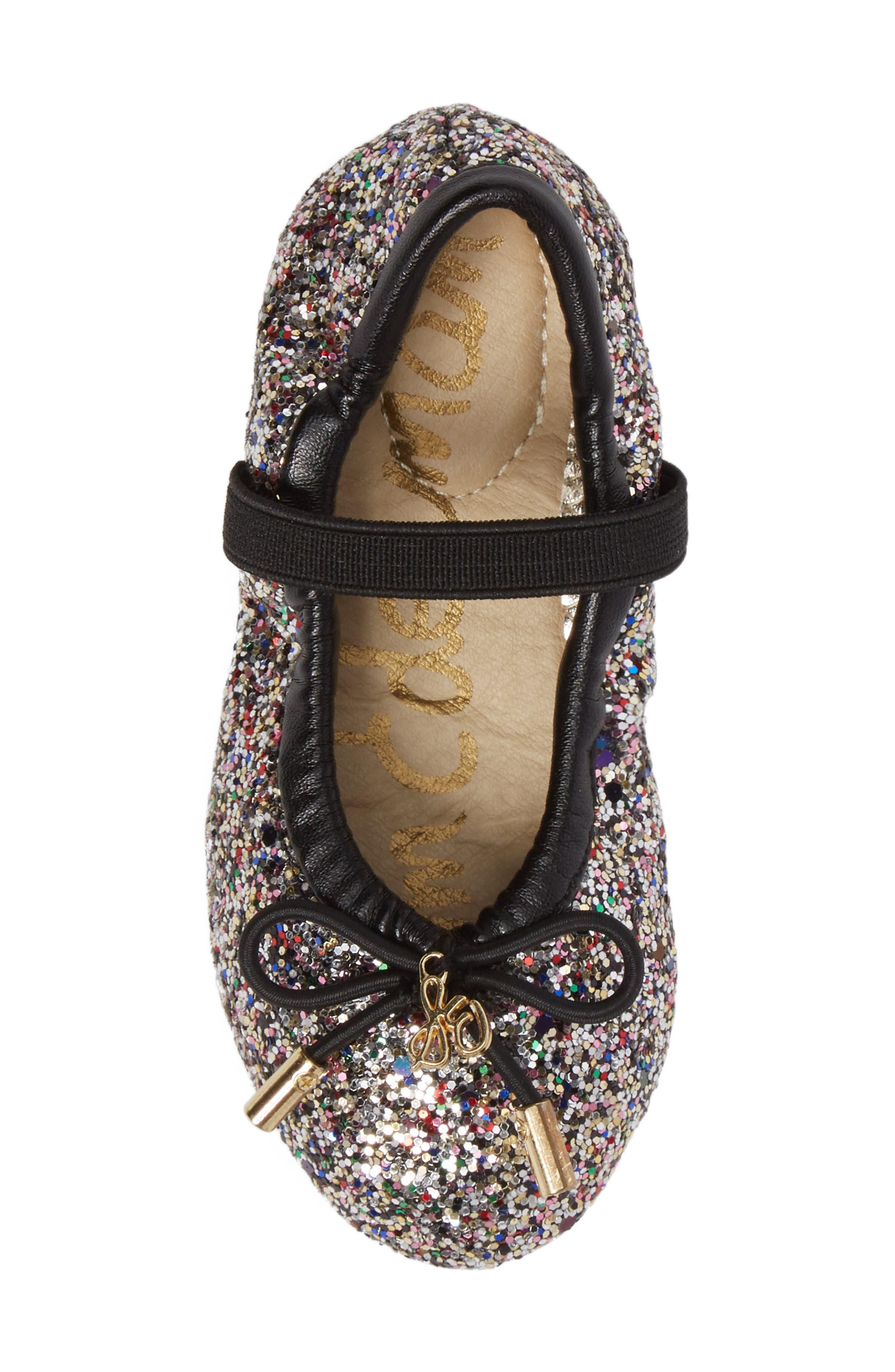 Alternate Image 3  - Sam Edelman 'Felicia' Mary Jane Ballet Flat (Toddler)