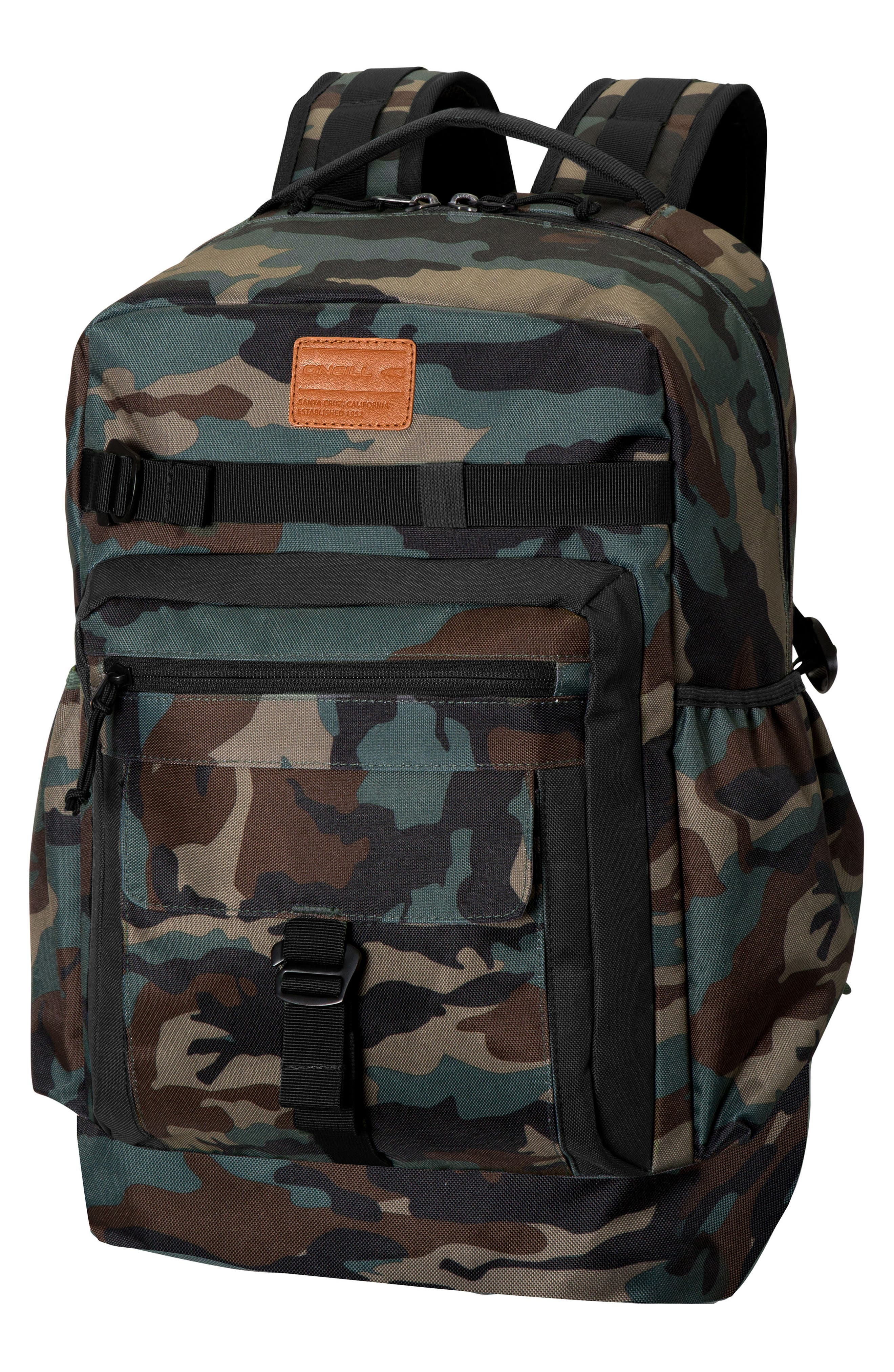 Morro Backpack,                         Main,                         color, Camo