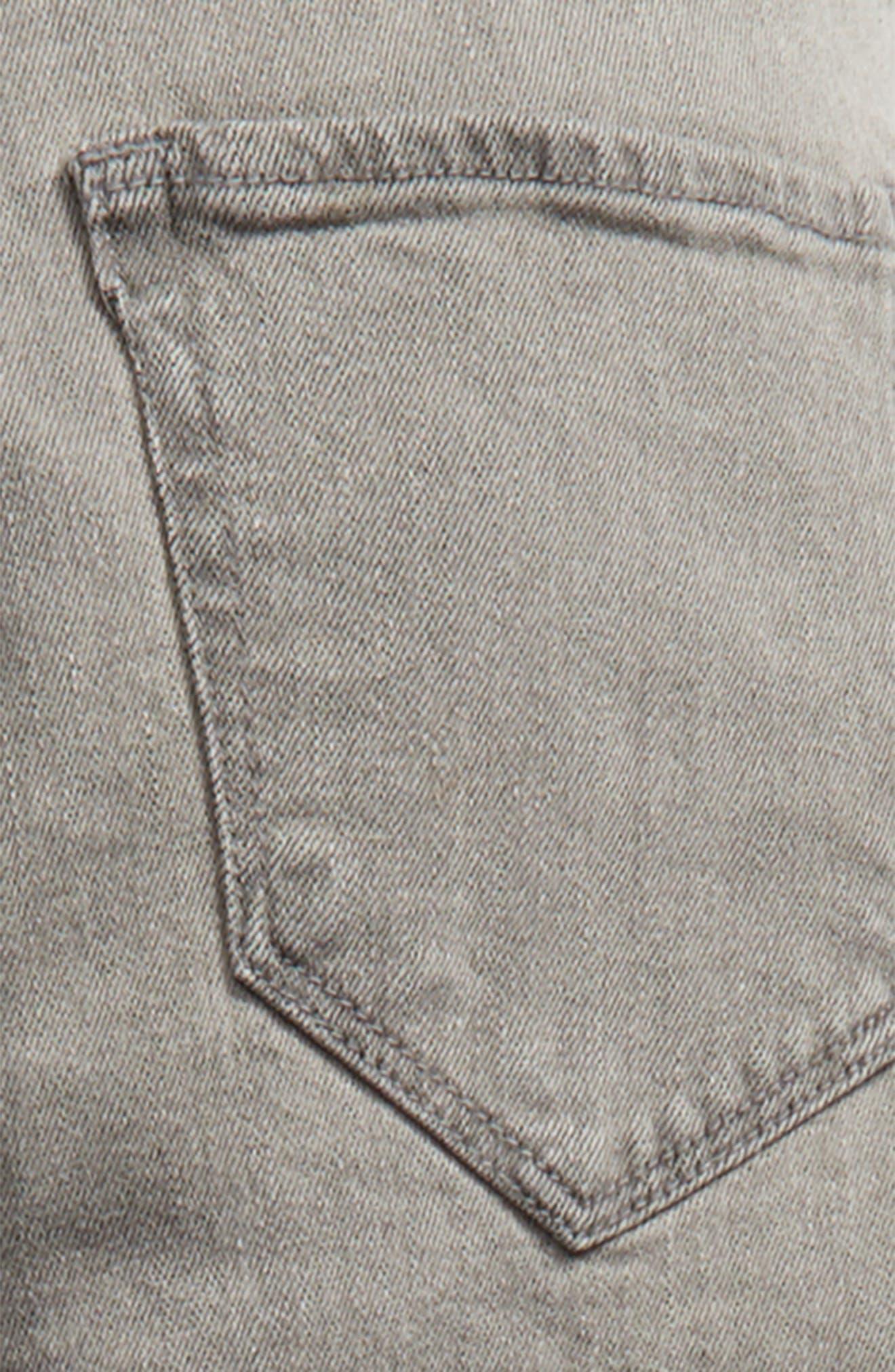 Alternate Image 3  - Treasure & Bond Slouch Skinny Jeans (Big Boys)