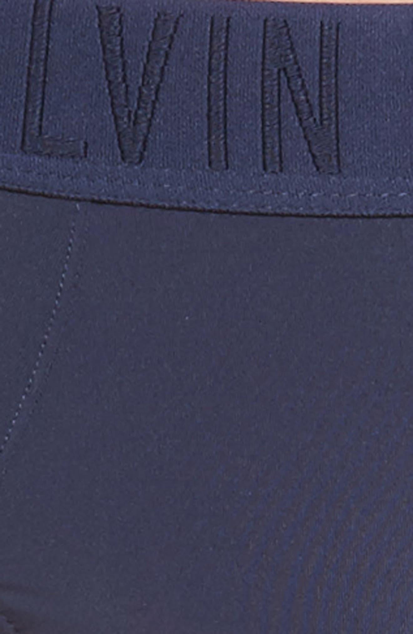 Alternate Image 4  - Calvin Klein CK Black Briefs