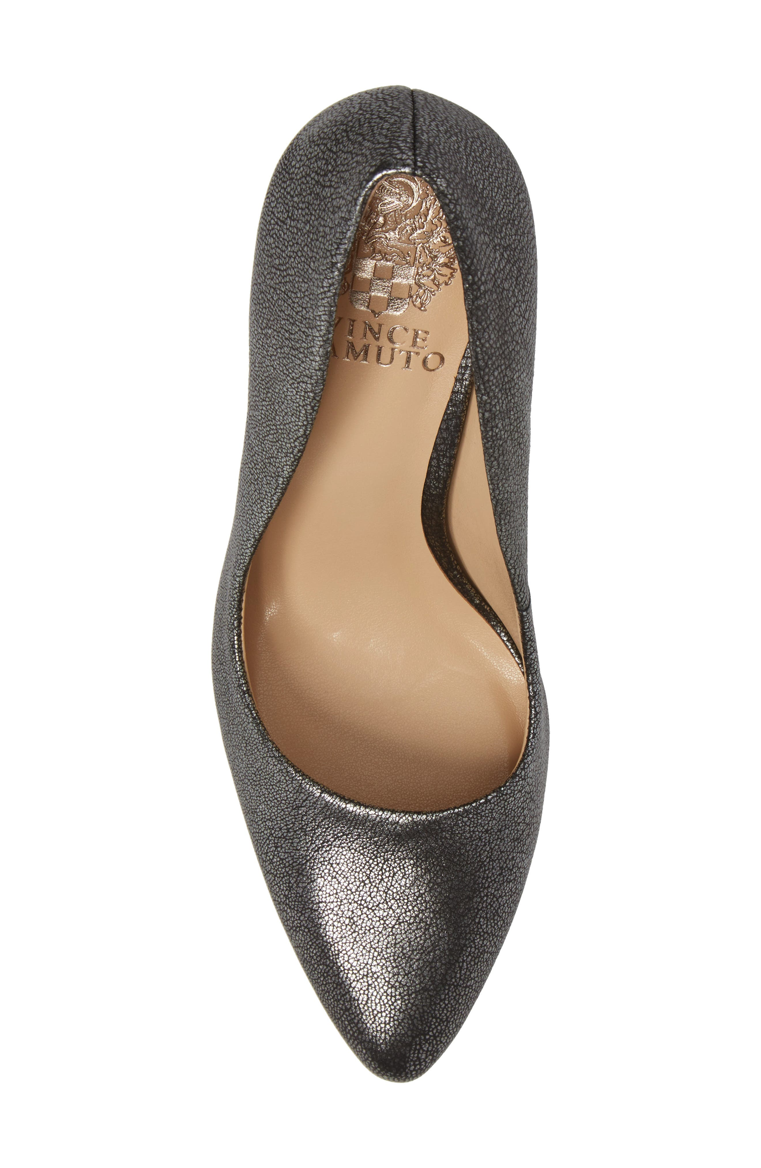 Alternate Image 5  - Vince Camuto Talise Pointy Toe Pump (Women)