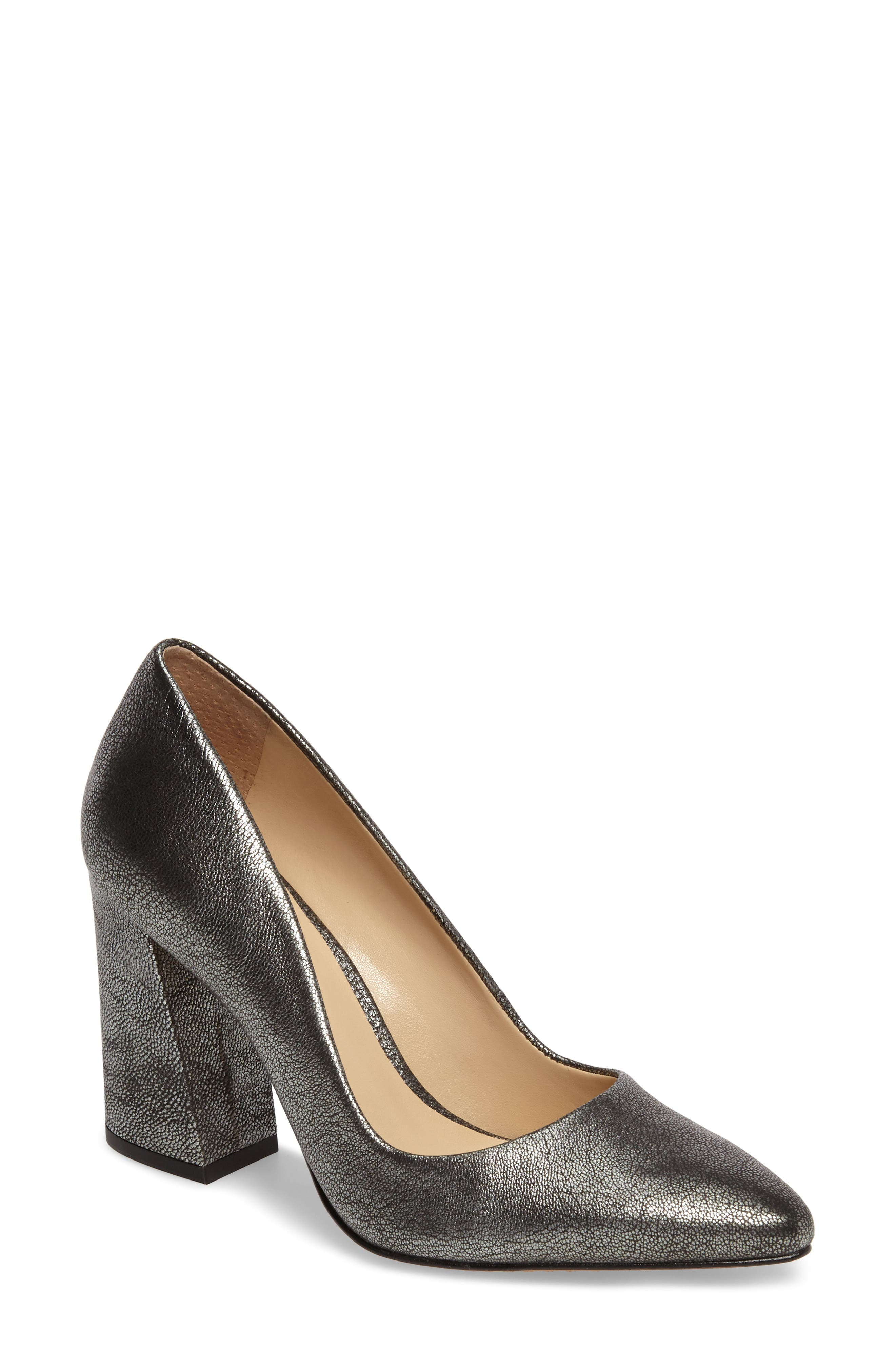 Alternate Image 1 Selected - Vince Camuto Talise Pointy Toe Pump (Women)