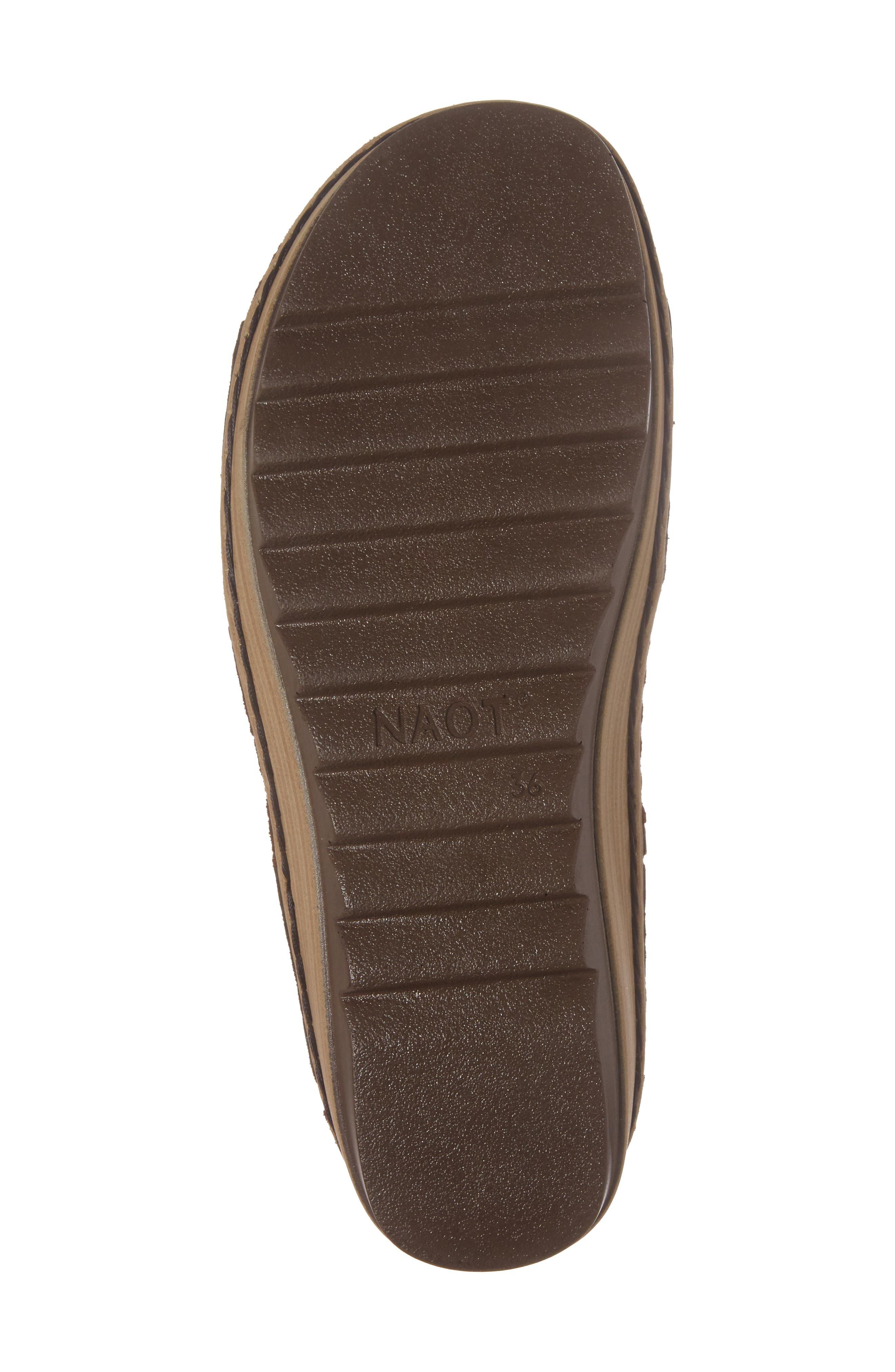 'Ardisia' Slide Sandal,                             Alternate thumbnail 6, color,                             Buffalo Leather