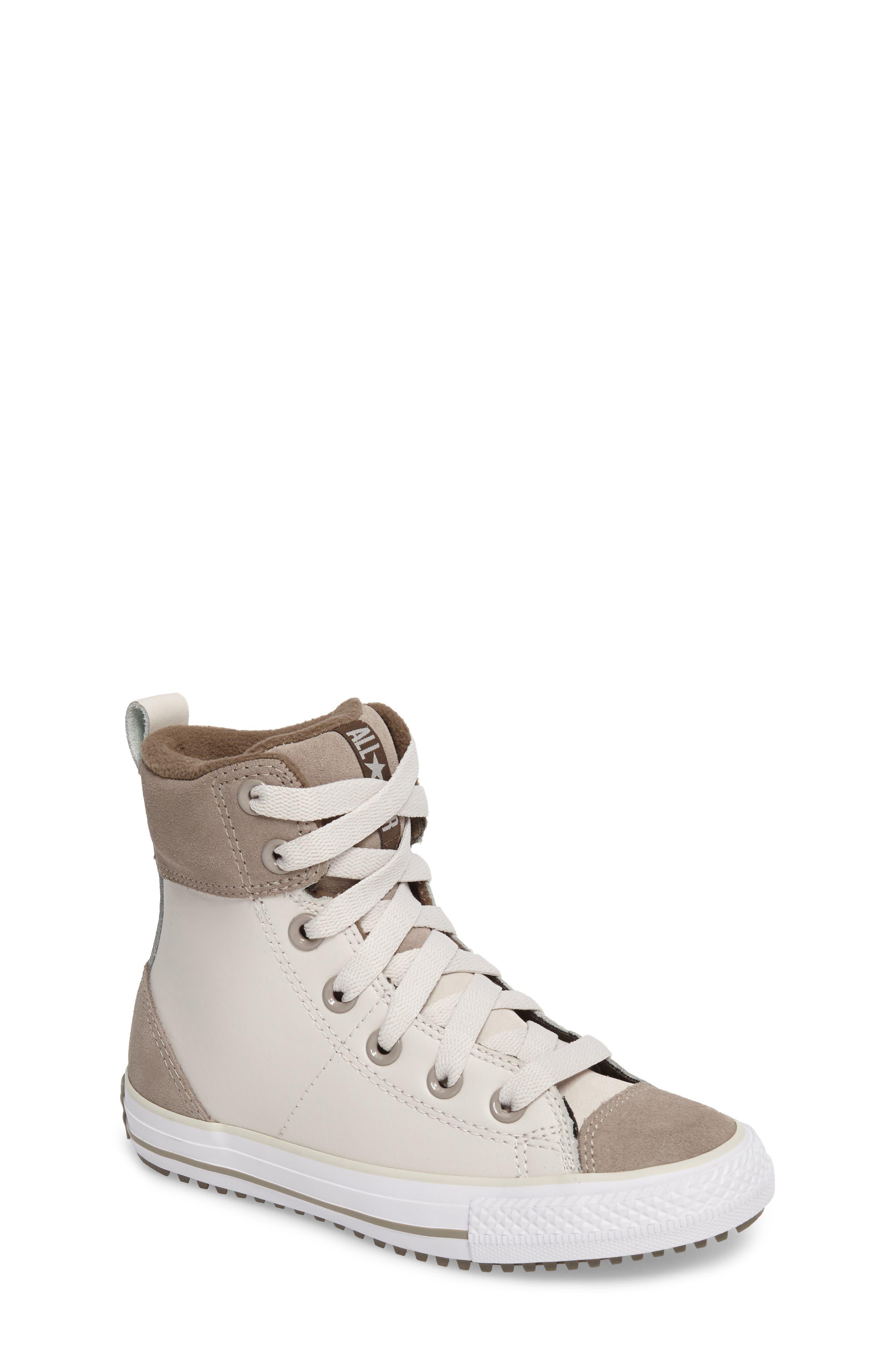 Converse Chuck Taylor® All Star® Hi Rise Boot Sneaker (Toddler, Little Kid & Big Kid)