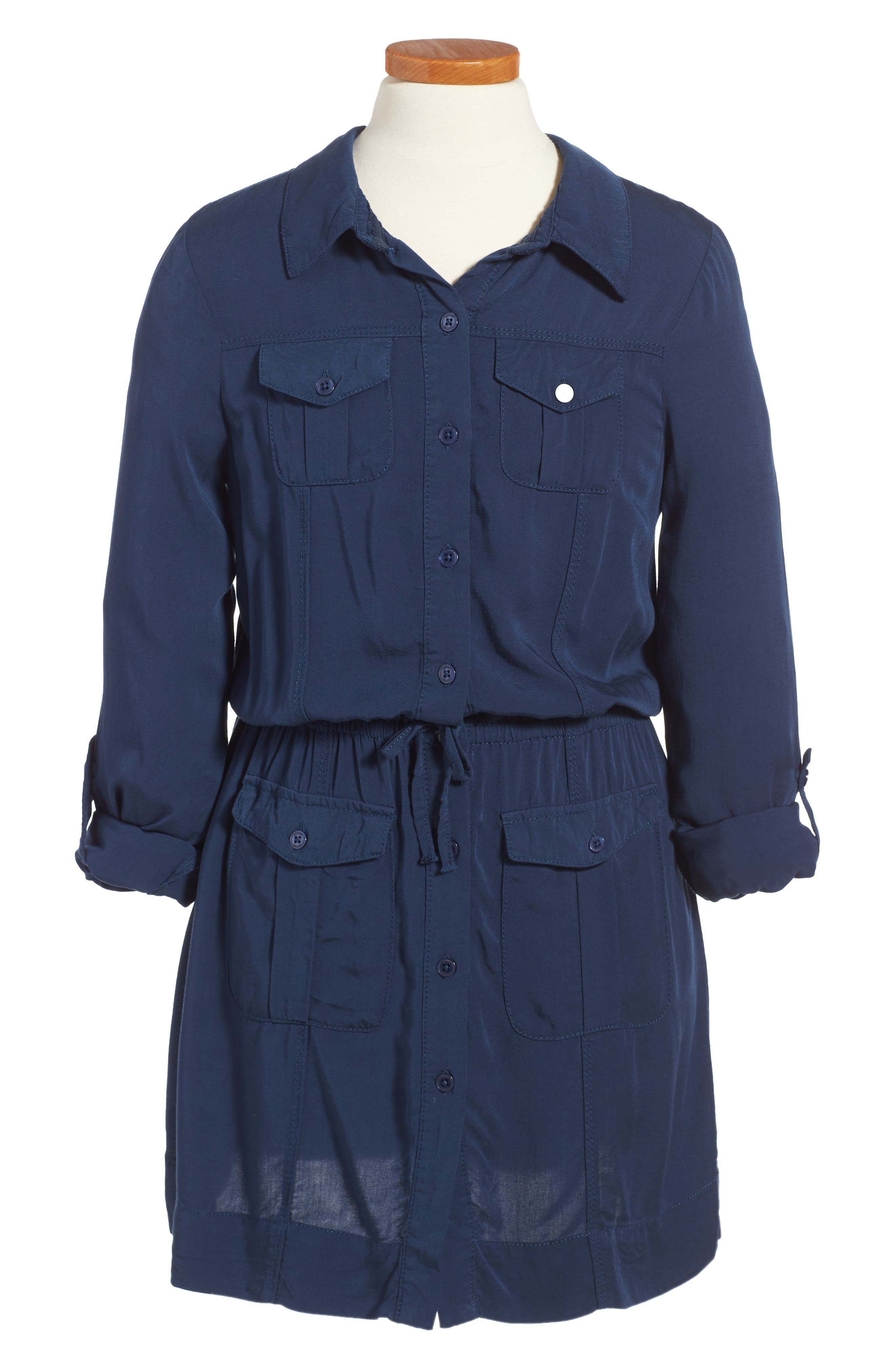 Splendid Shirtdress (Big Girls)