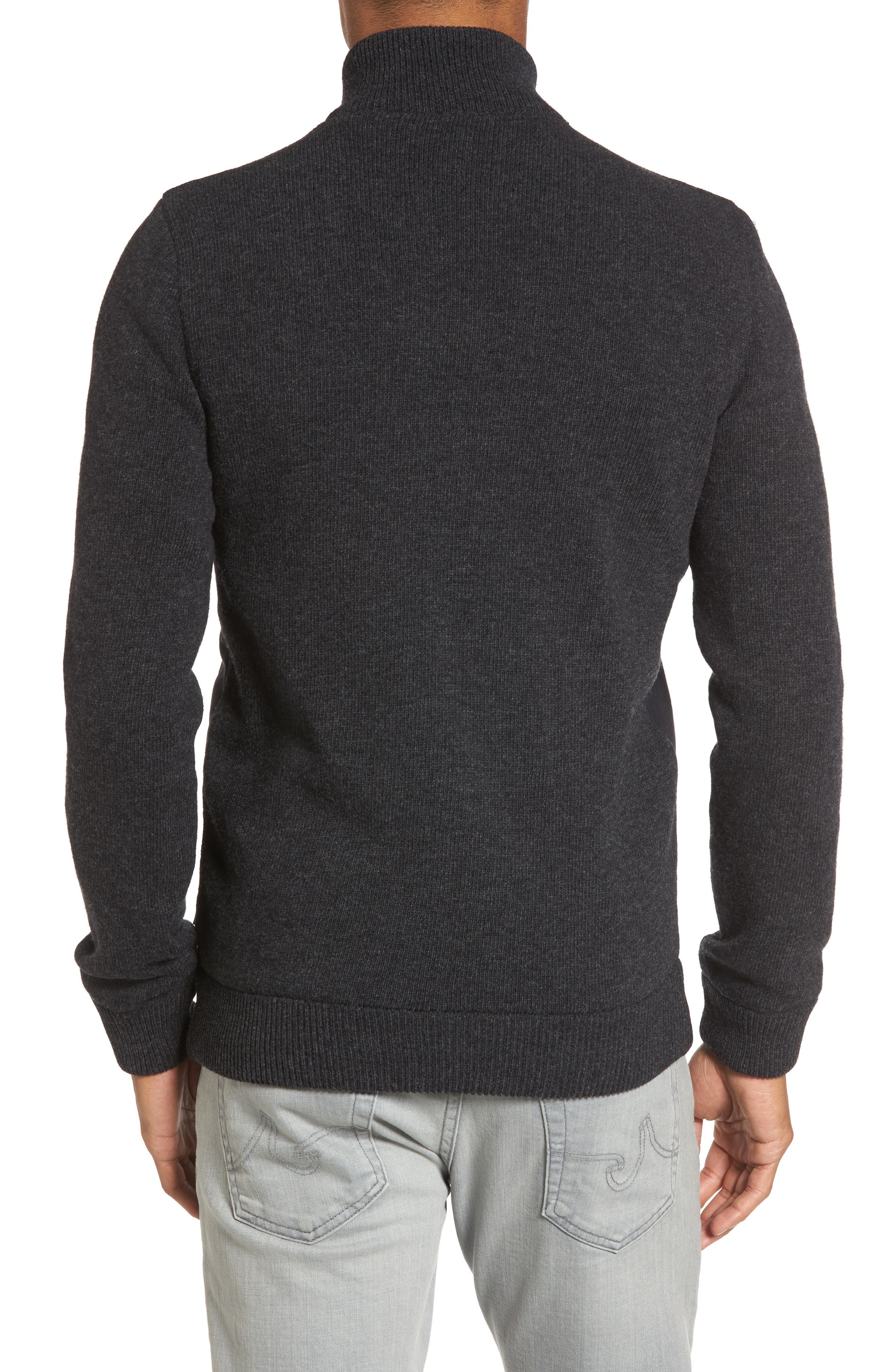 Alternate Image 2  - Barbour Culzean Wool Jacket