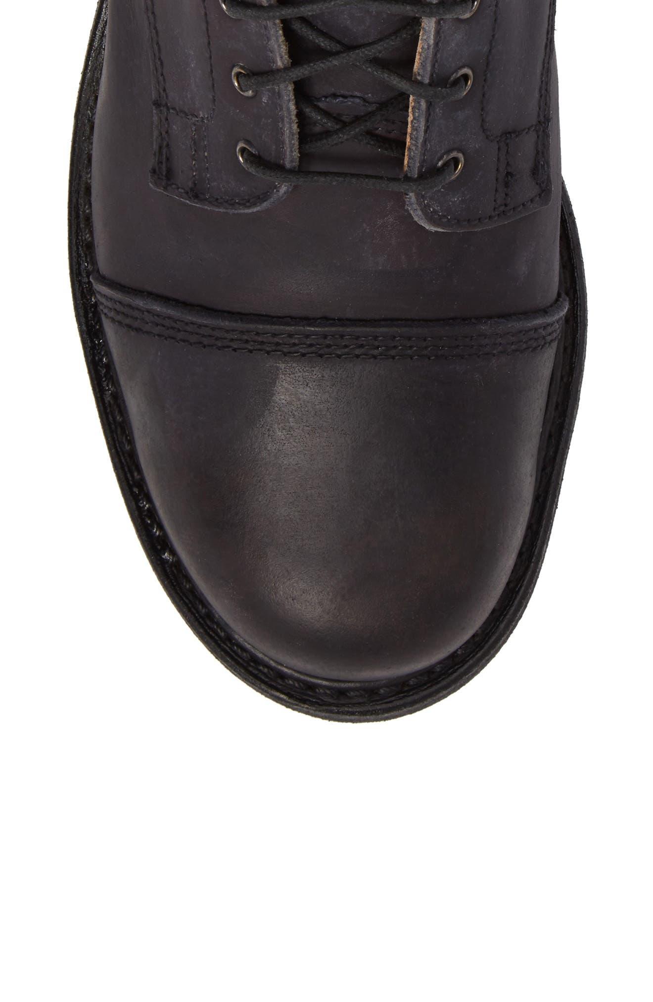 Alternate Image 5  - Timberland Smuggler's Notch Cap Toe Boot (Men)