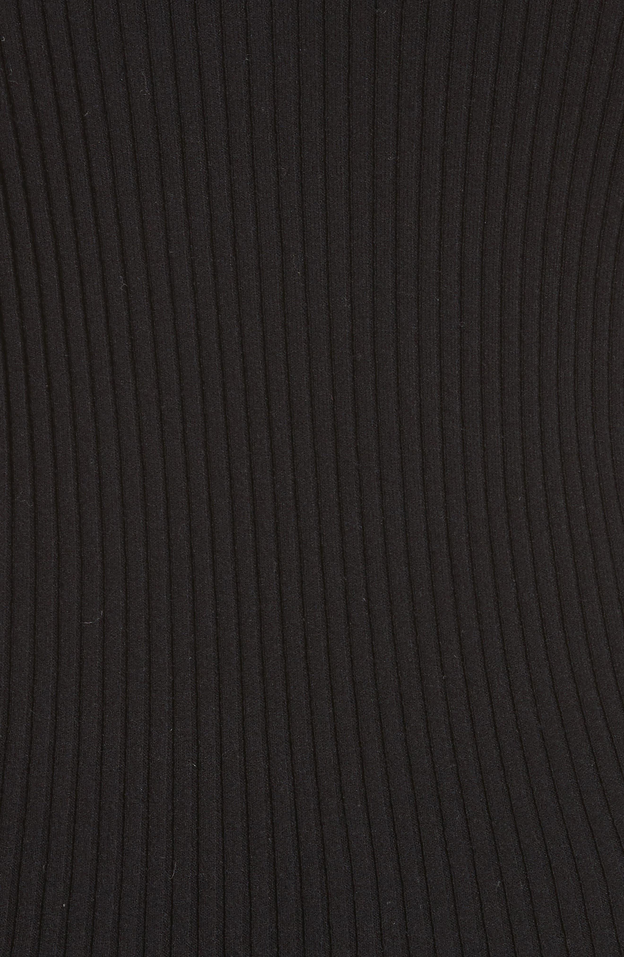 Alternate Image 5  - Rebecca Taylor Rib Knit Scoop Neck Sweater
