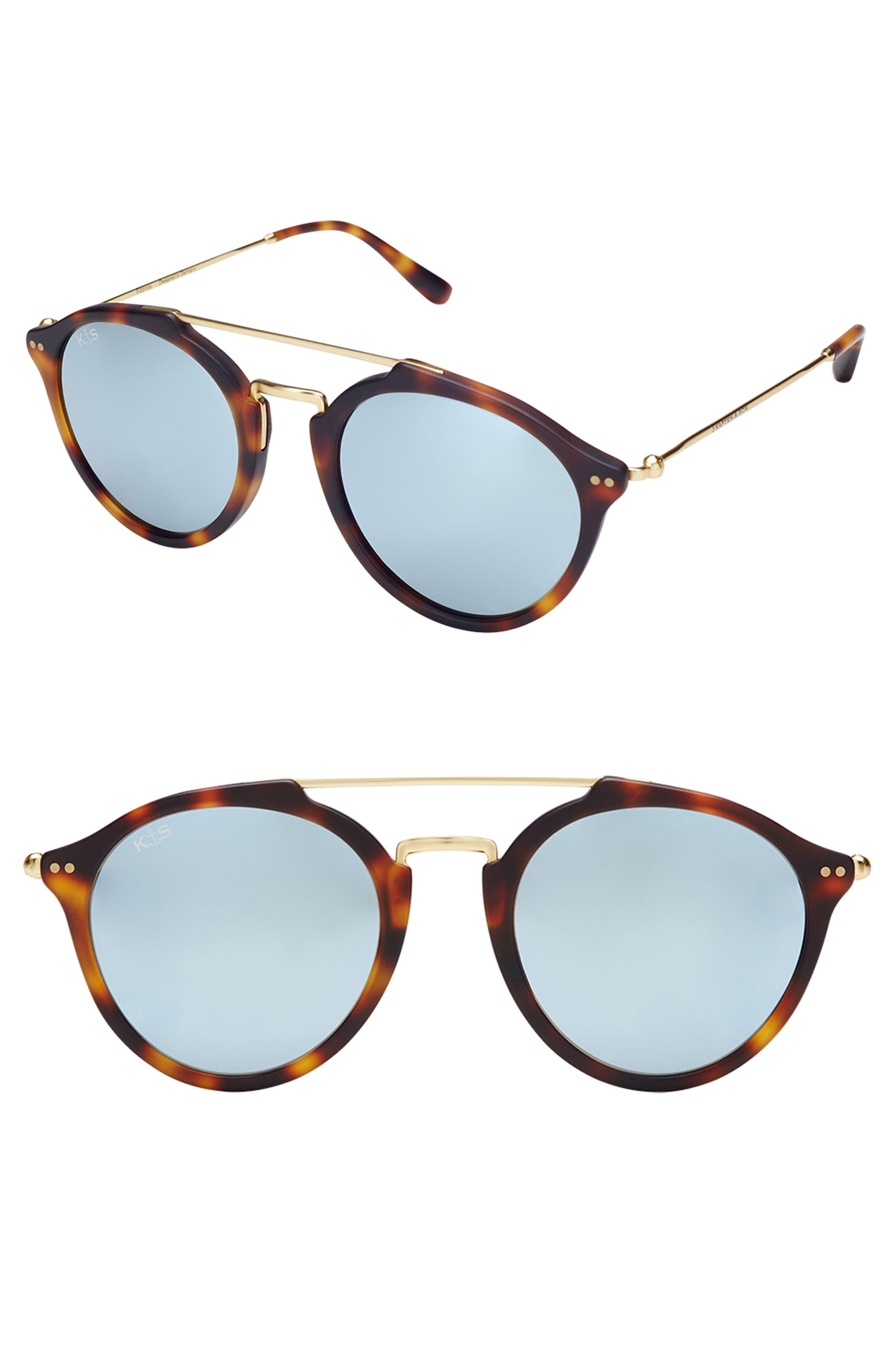 Kapten & Sons Fitzroy 48mm Sunglasses