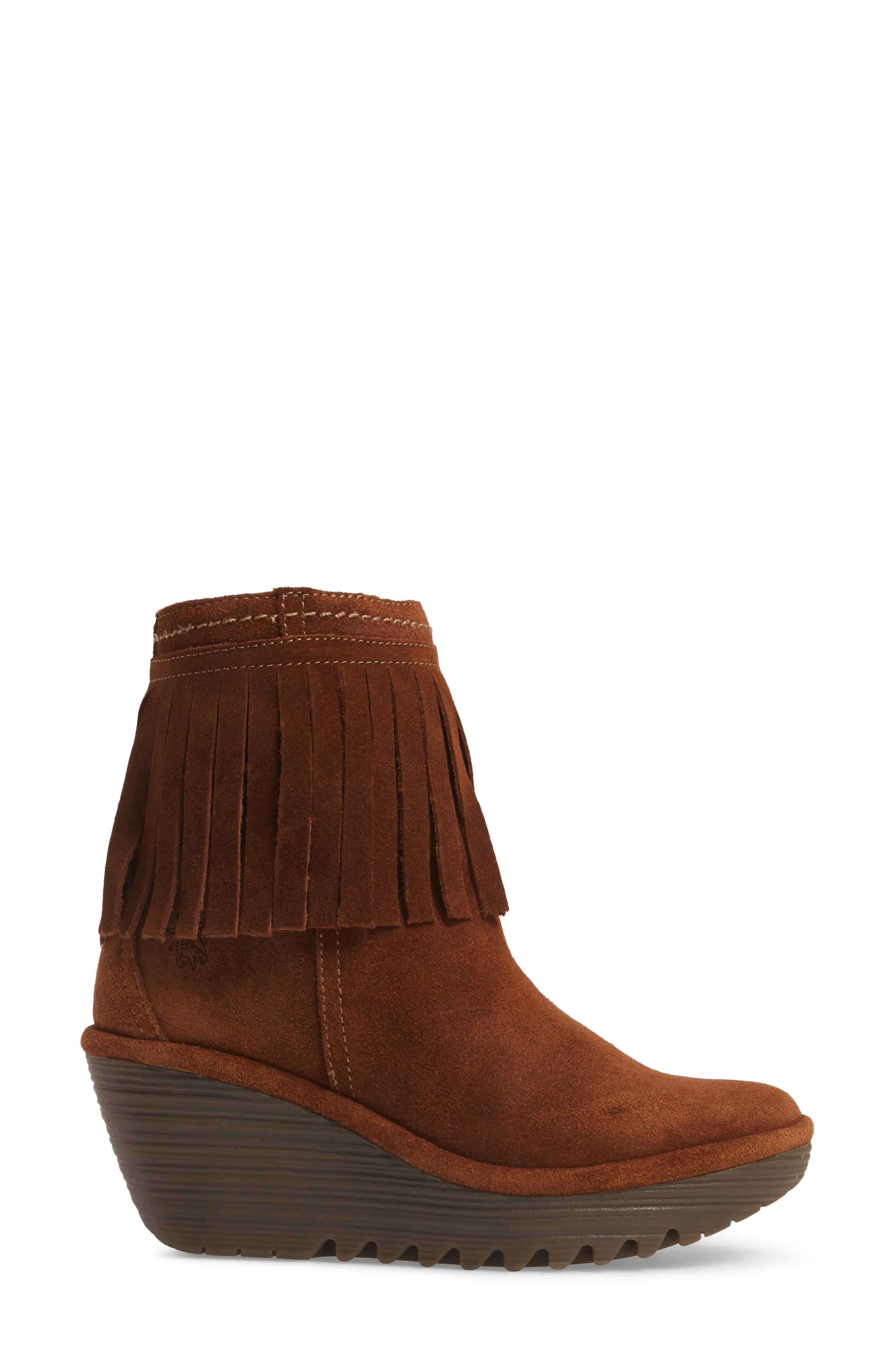 Alternate Image 3  - Fly London Yagi Fringe Boot (Women)