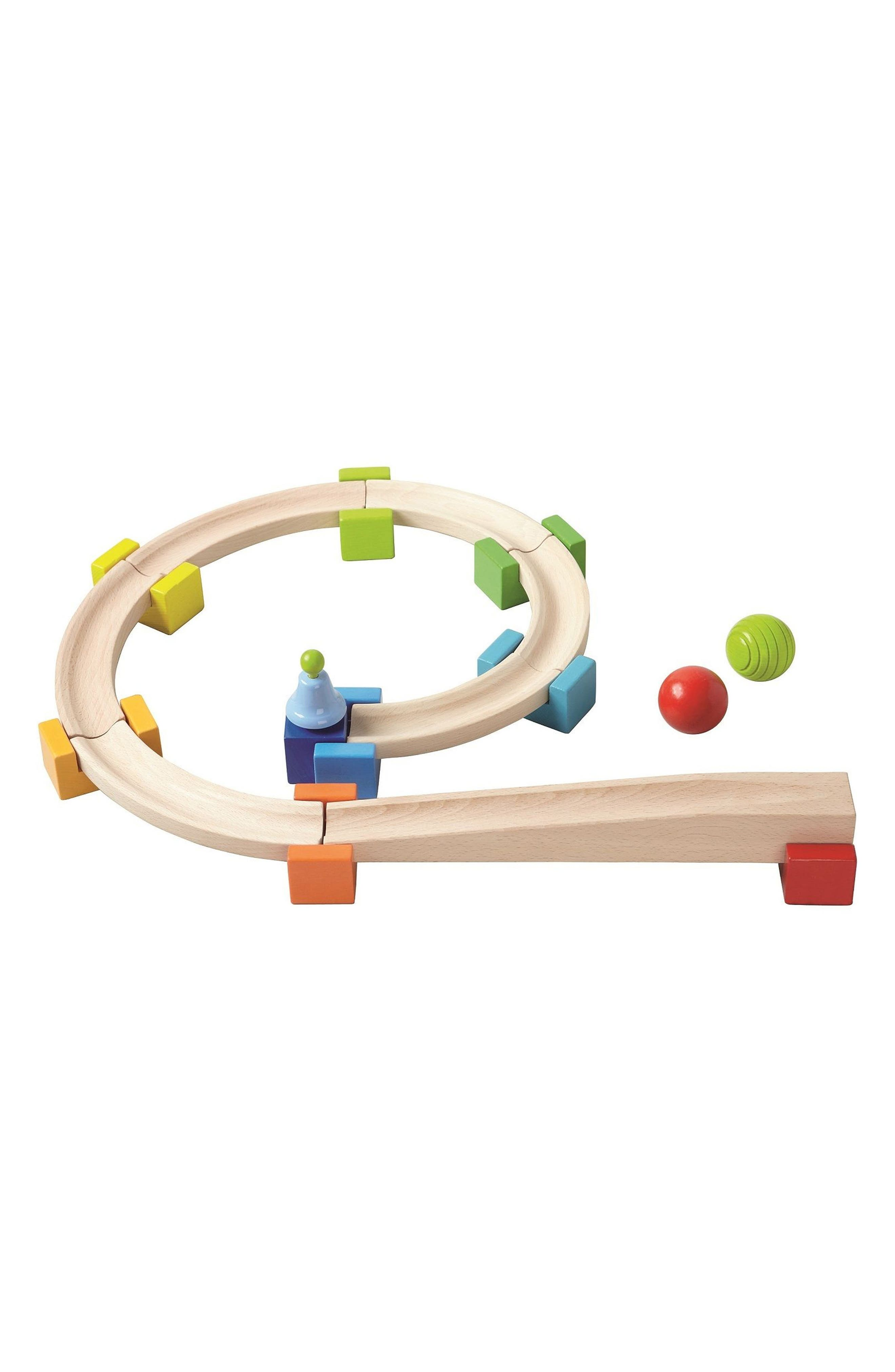 My First Ball Track Basic Pack Set,                             Main thumbnail 1, color,                             Brown