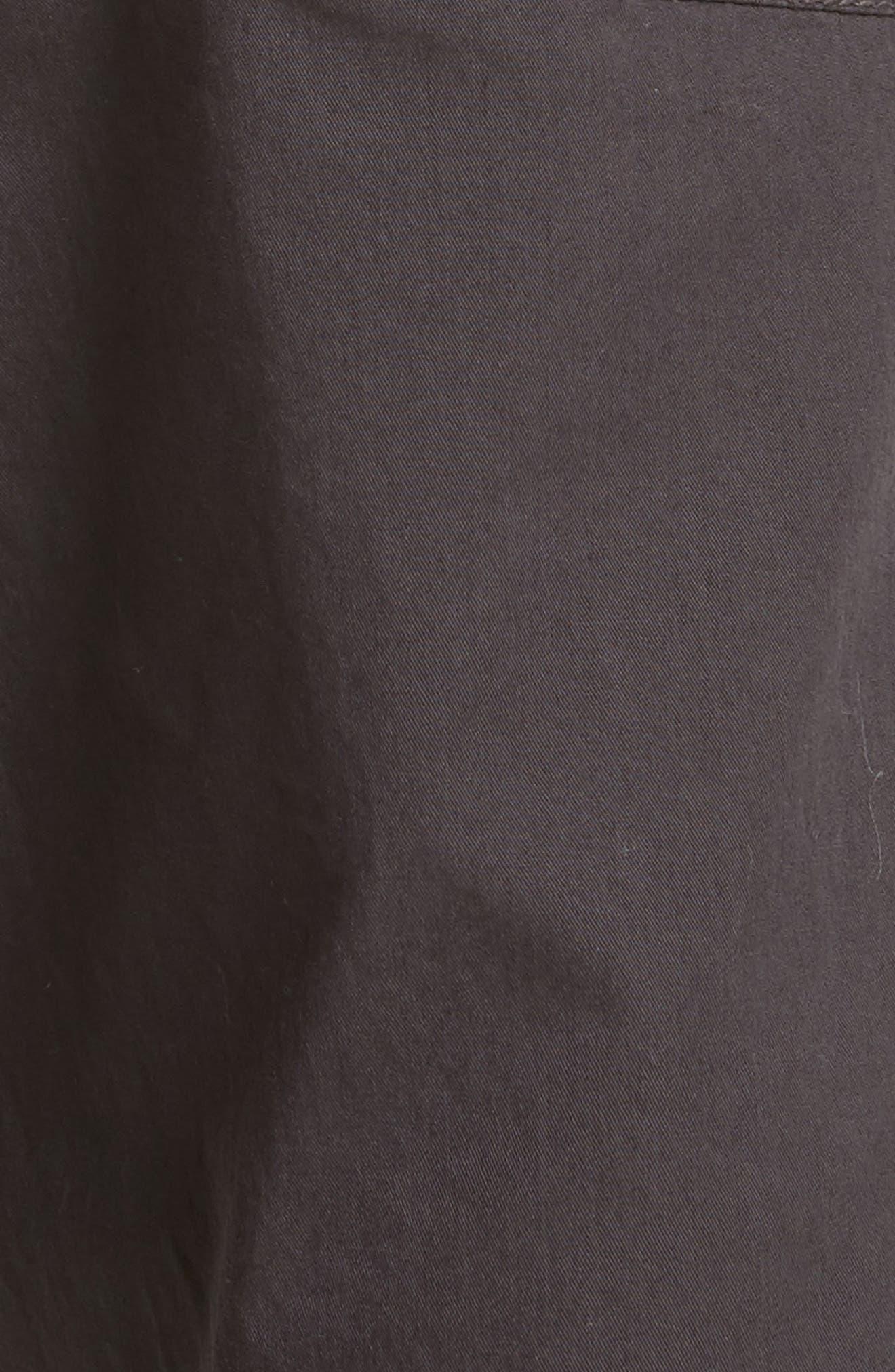 Alternate Image 5  - La Vie Rebecca Taylor Florian High Waist Pants