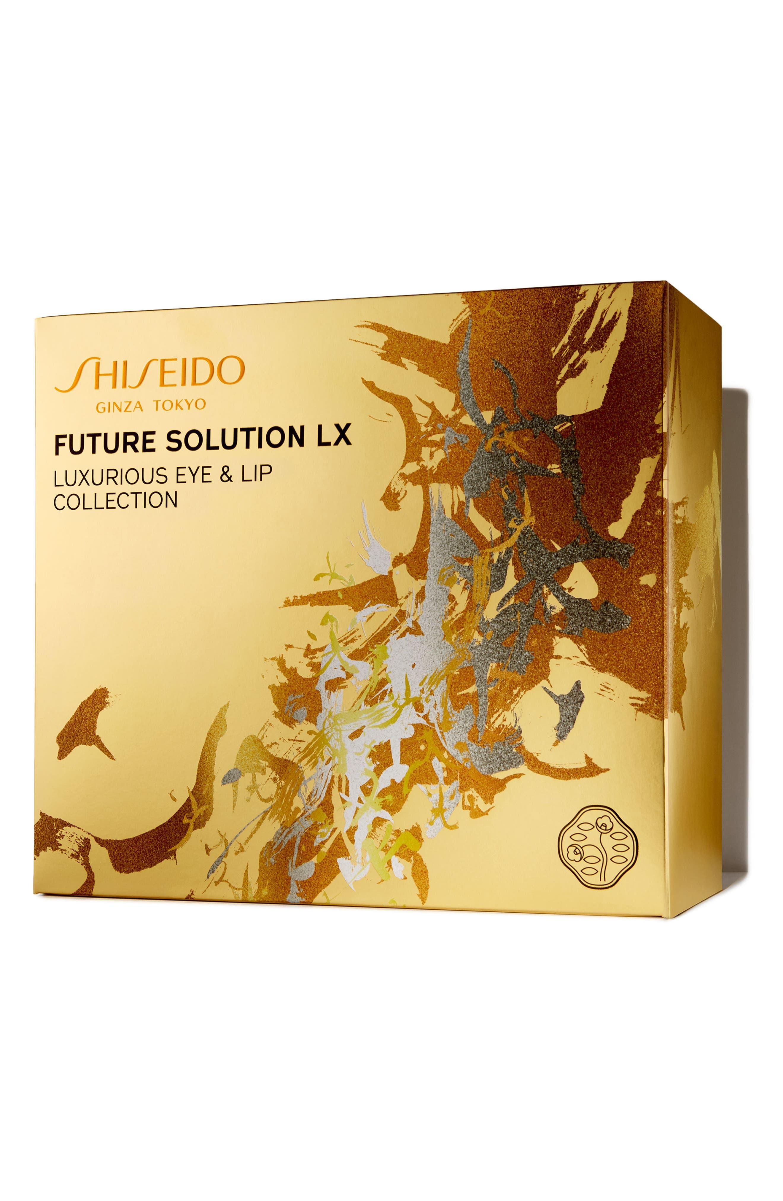 Alternate Image 3  - Shiseido Luxurious Eye & Lip Collection ($305 Value)