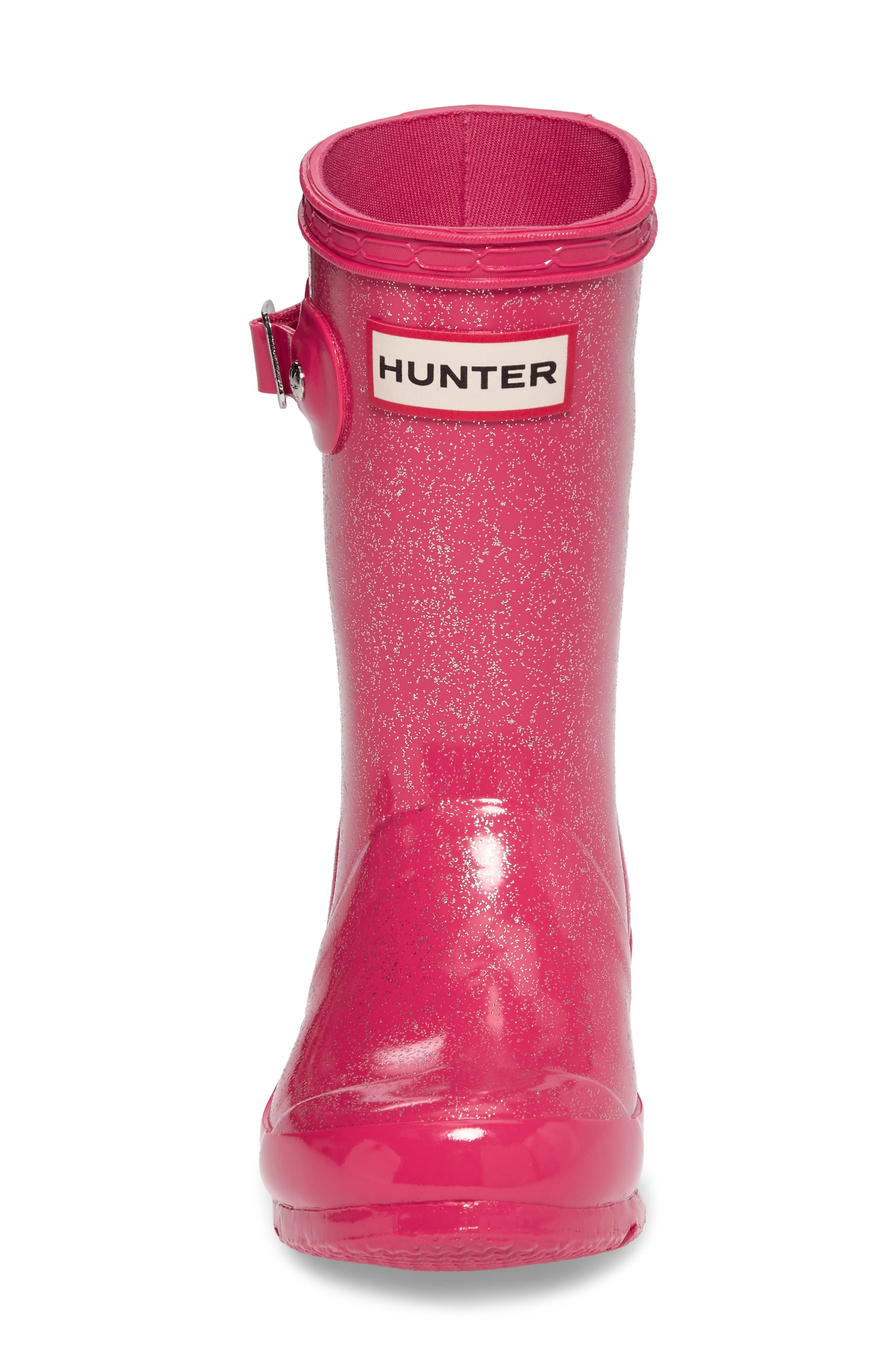 Alternate Image 4  - Hunter 'Original Glitter' Rain Boot (Toddler, Little Kid & Big Kid)