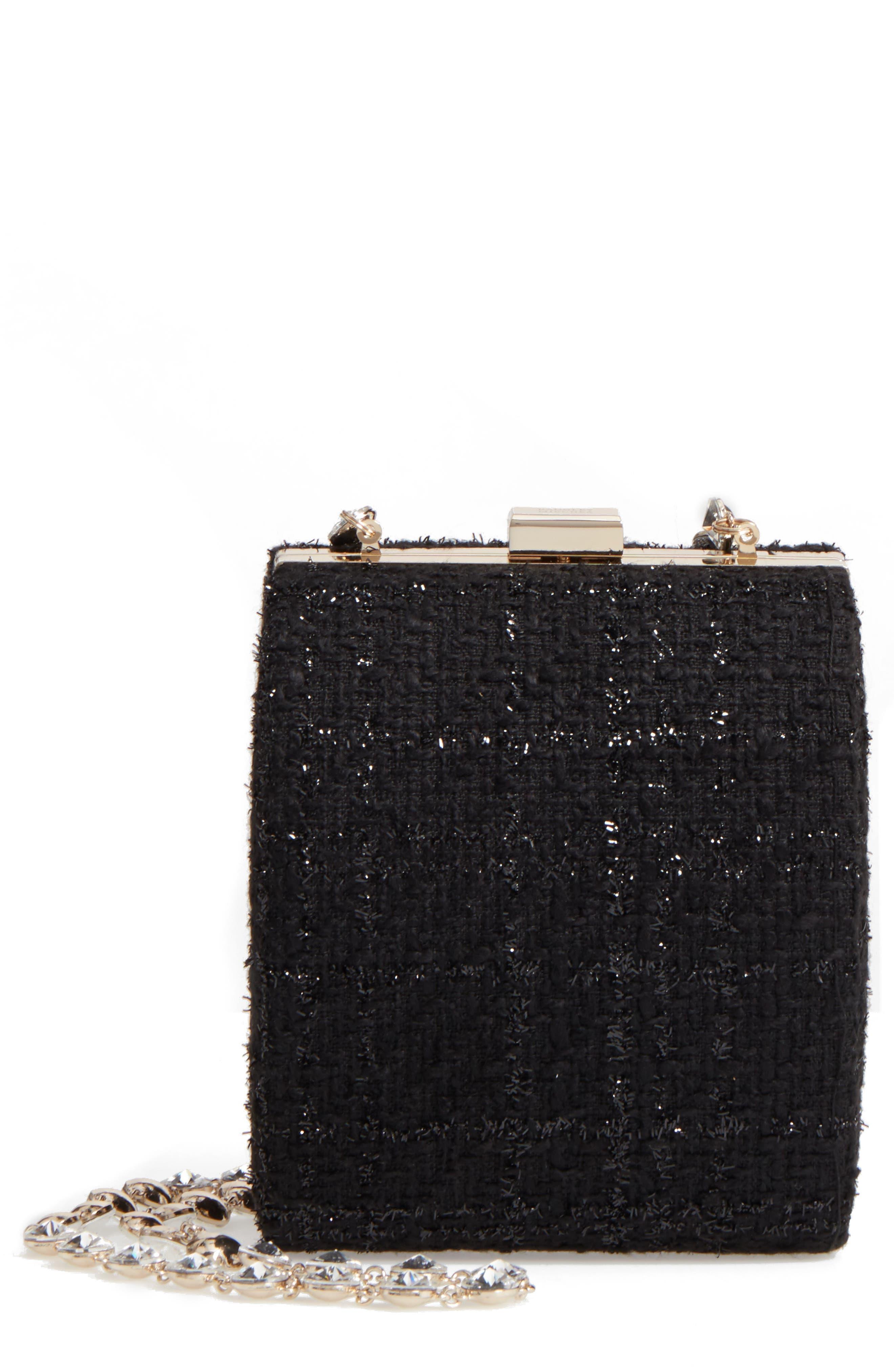 Dolce Minaudière,                         Main,                         color, Black