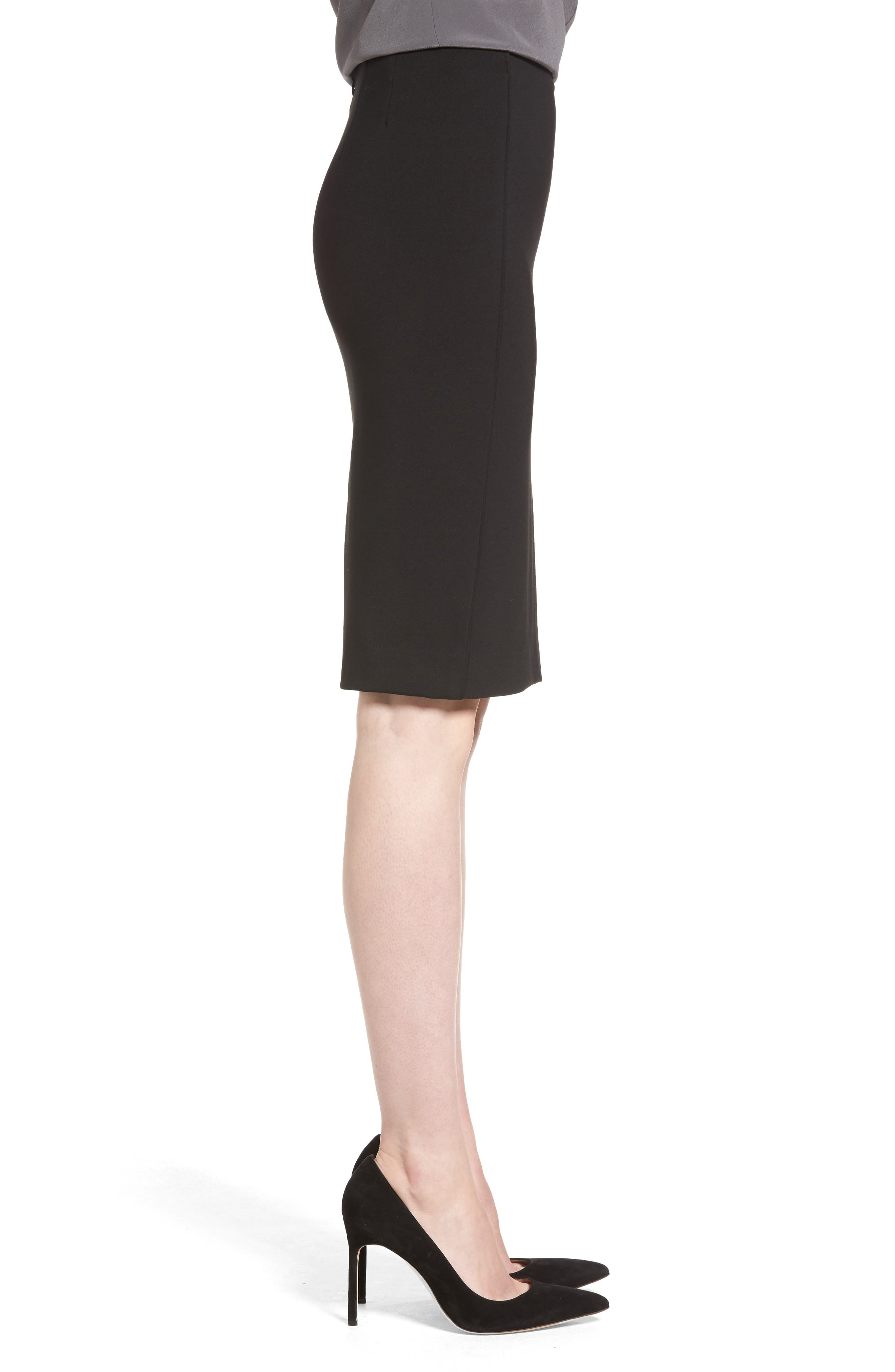 Alternate Image 3  - Sentimental NY Ponte Pencil Skirt