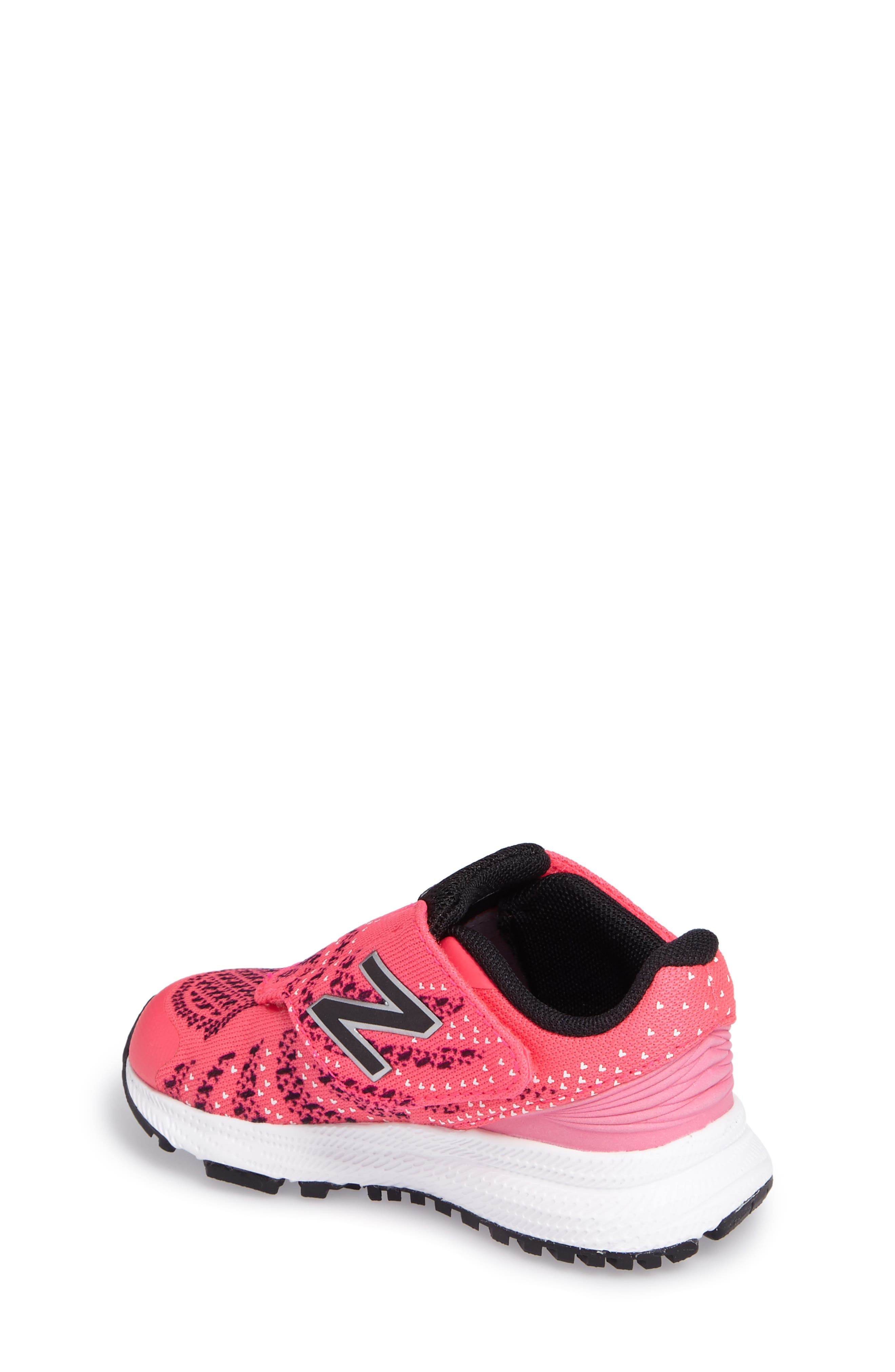 FuelCore Rush v3 Knit Sneaker,                             Alternate thumbnail 2, color,                             Pink