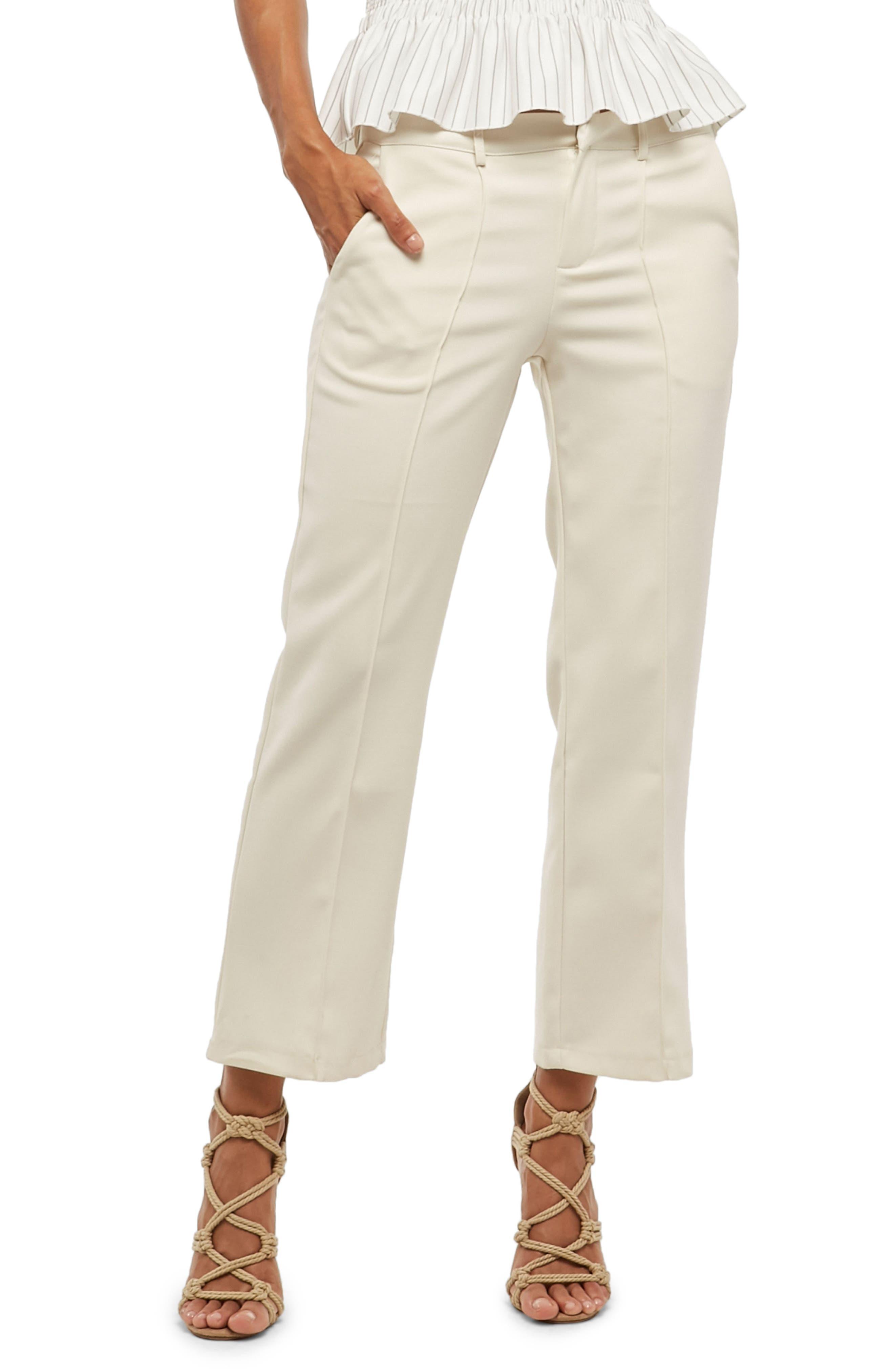 Alpha & Omega Pintuck Pants