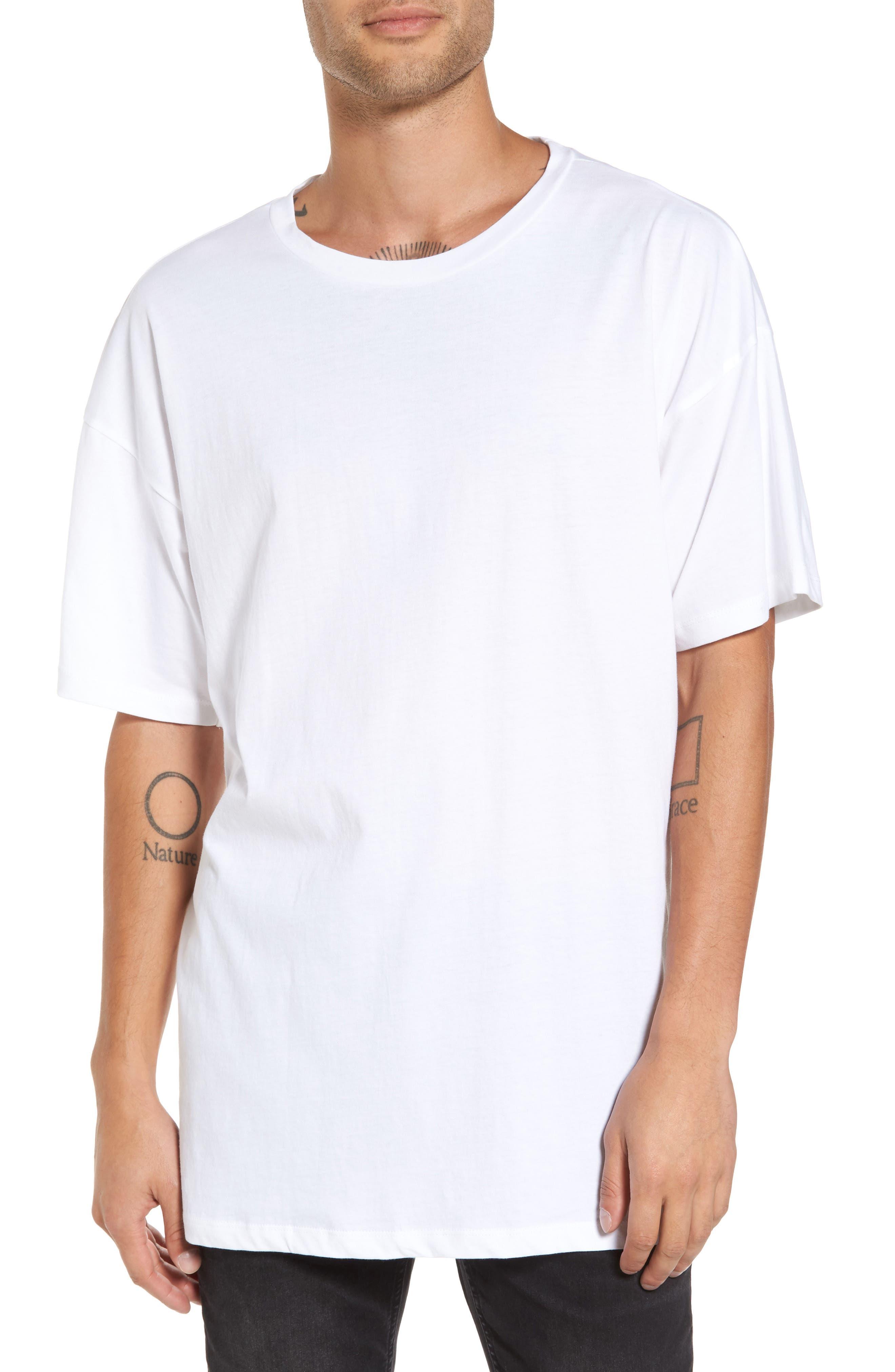 Marlon T-Shirt,                             Main thumbnail 1, color,                             White