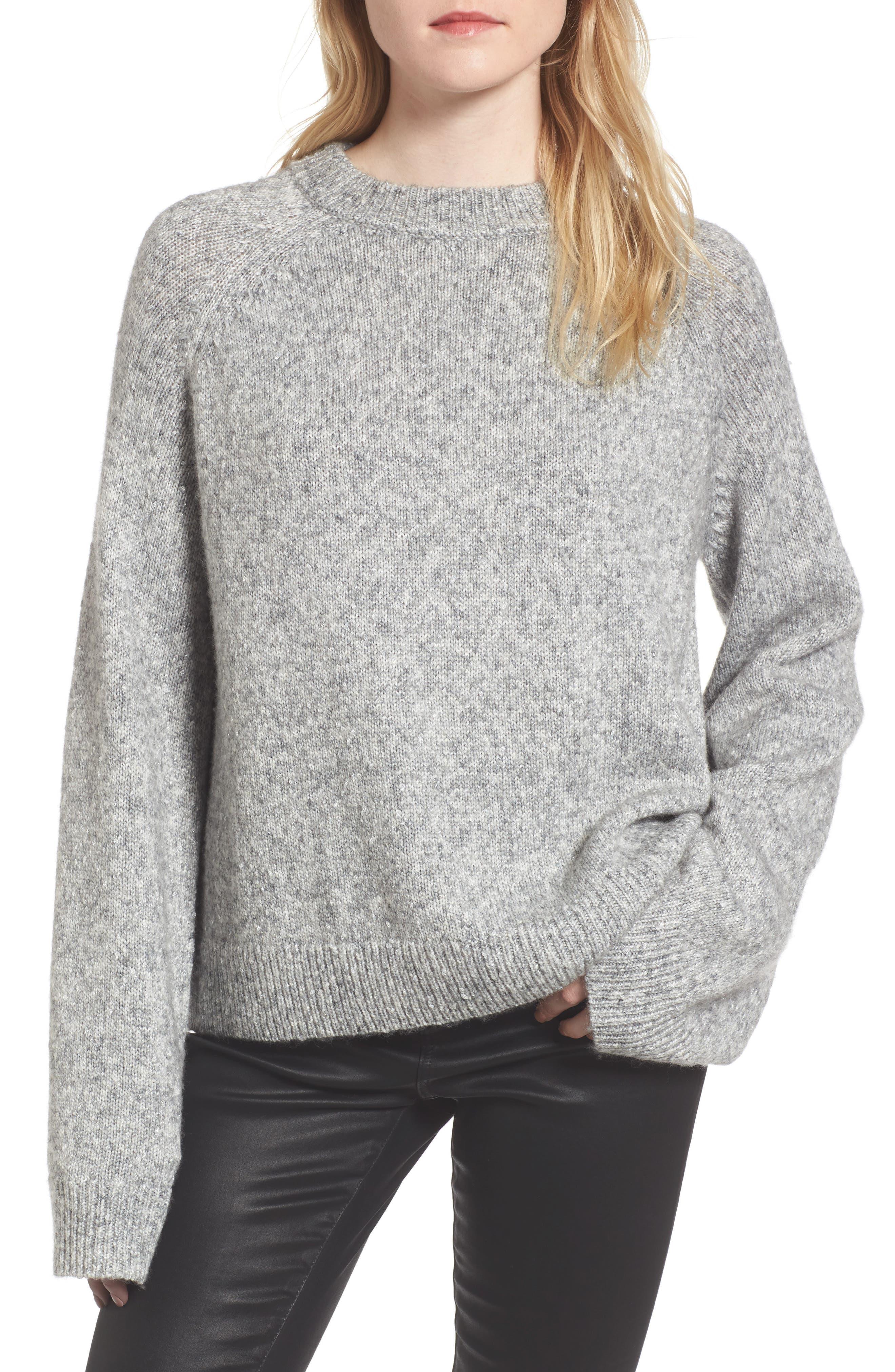 AG Noelle Wool Blend Sweater