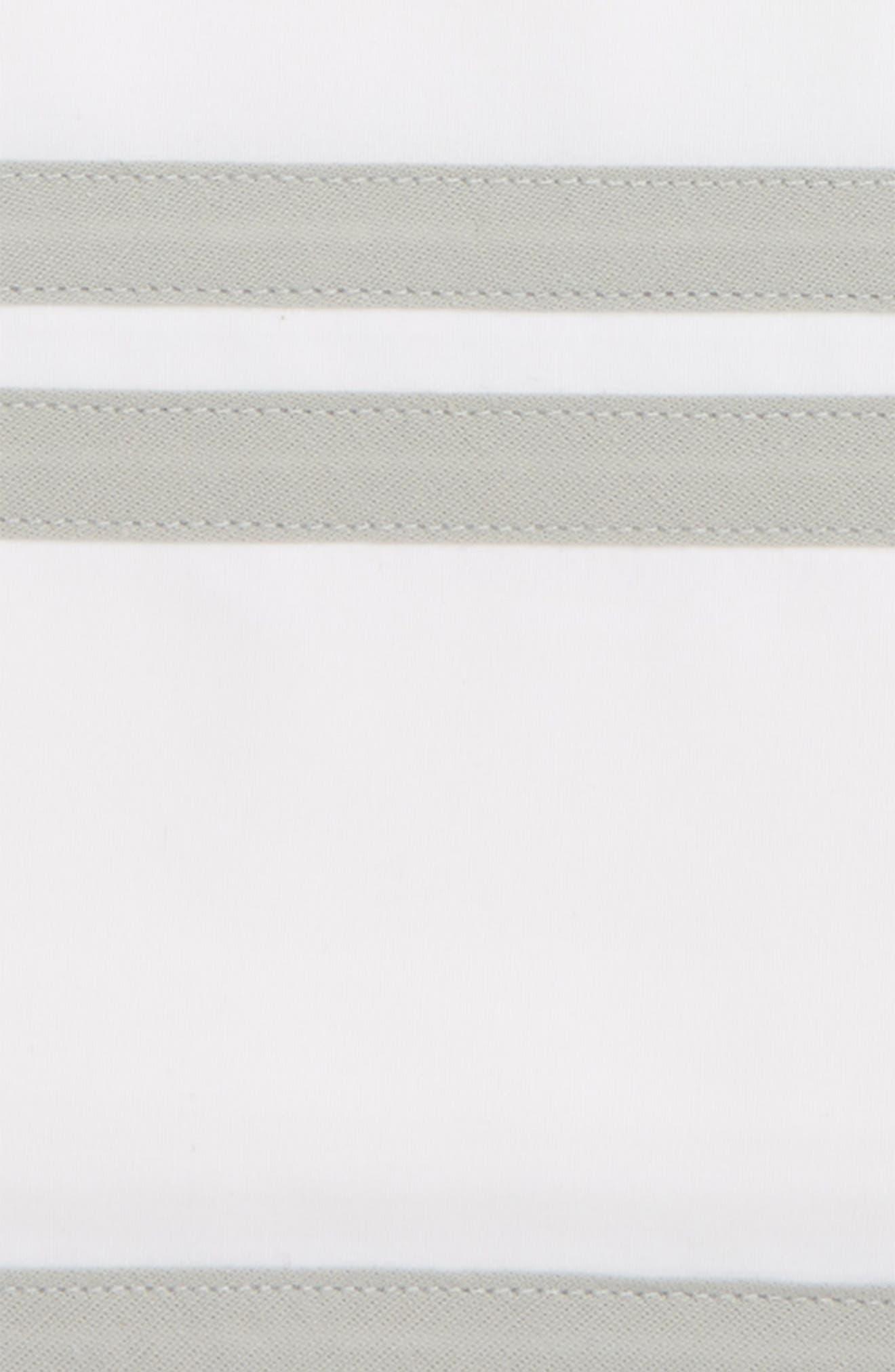 Meridian Flat Sheet,                             Alternate thumbnail 2, color,                             Silver