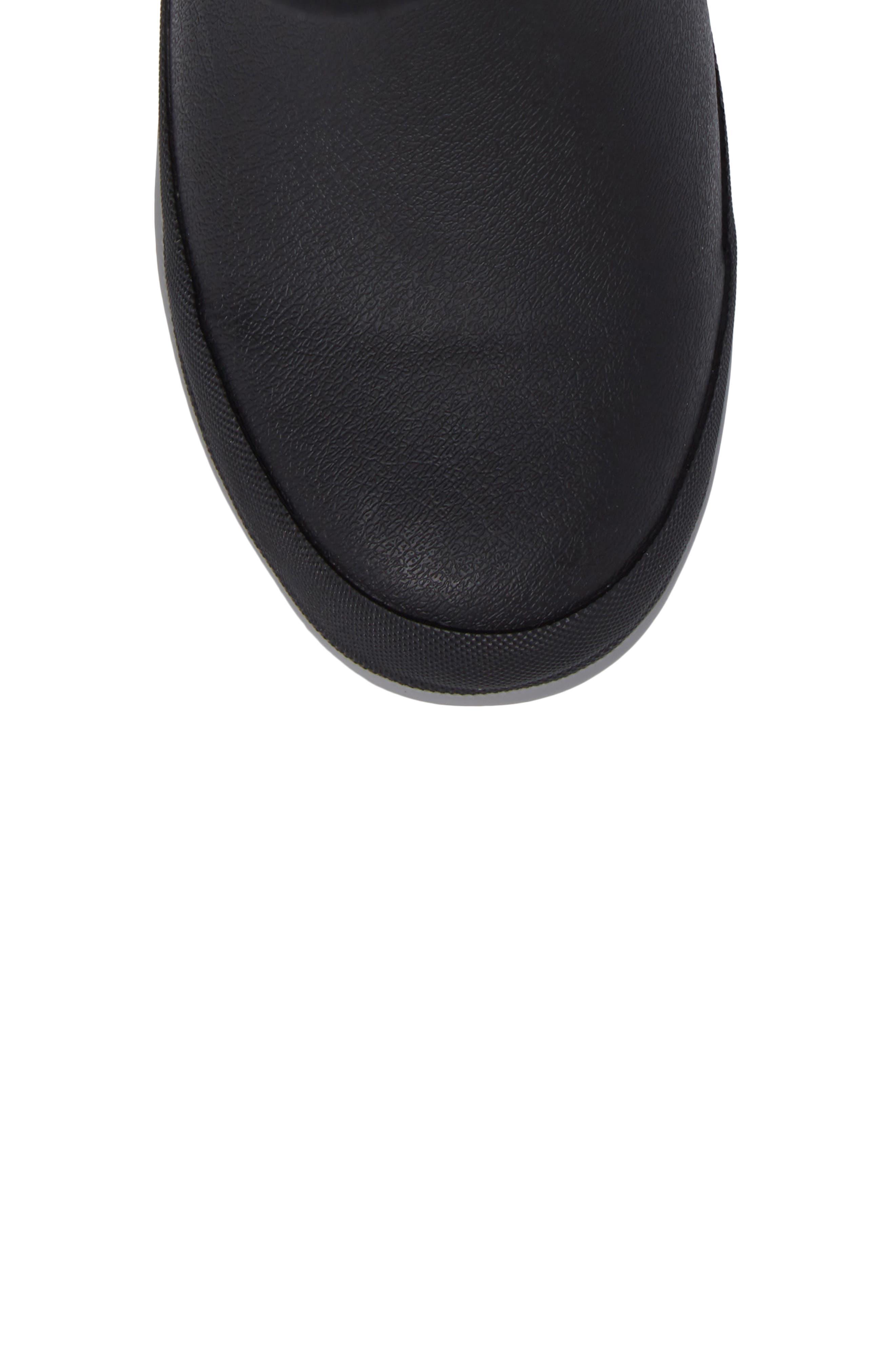 Neoprene Insulated Boot,                             Alternate thumbnail 5, color,                             Black