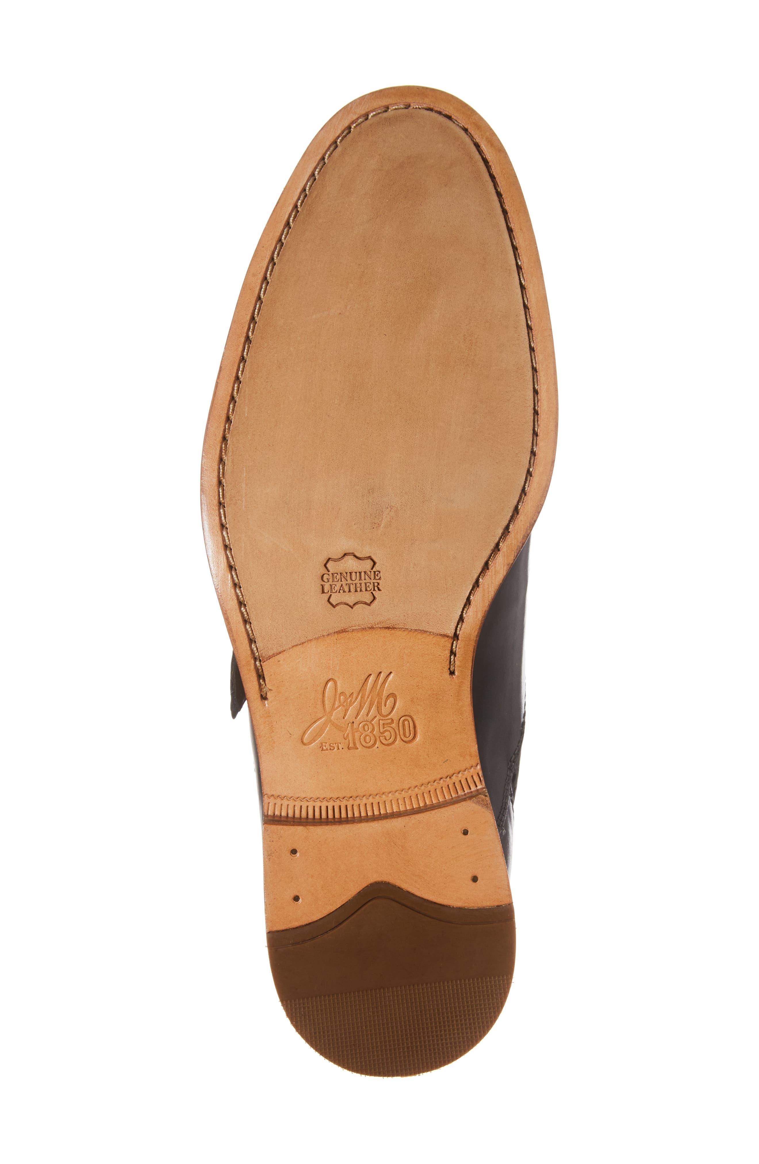 Alternate Image 6  - J&M 1850 Graham Monk Strap Shoe (Men)