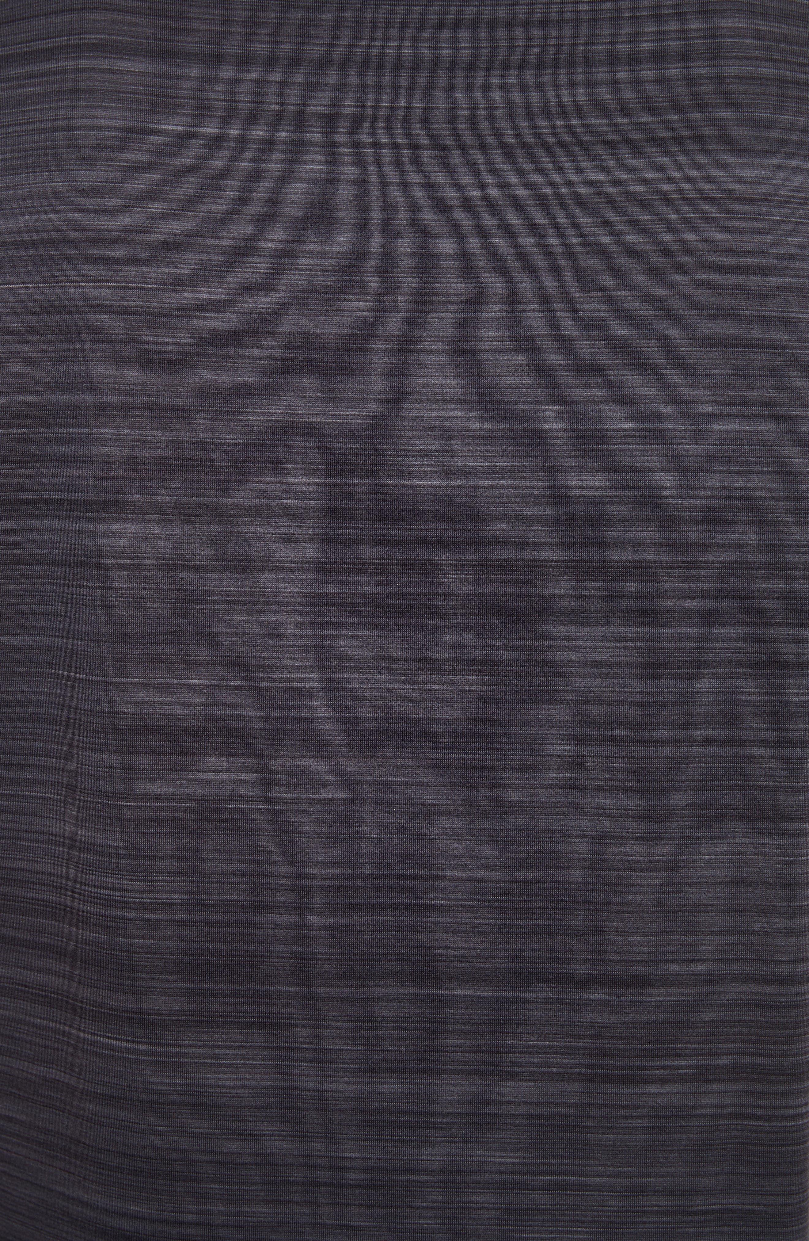 Alternate Image 5  - Versace Collection Tonal Stripe Medusa