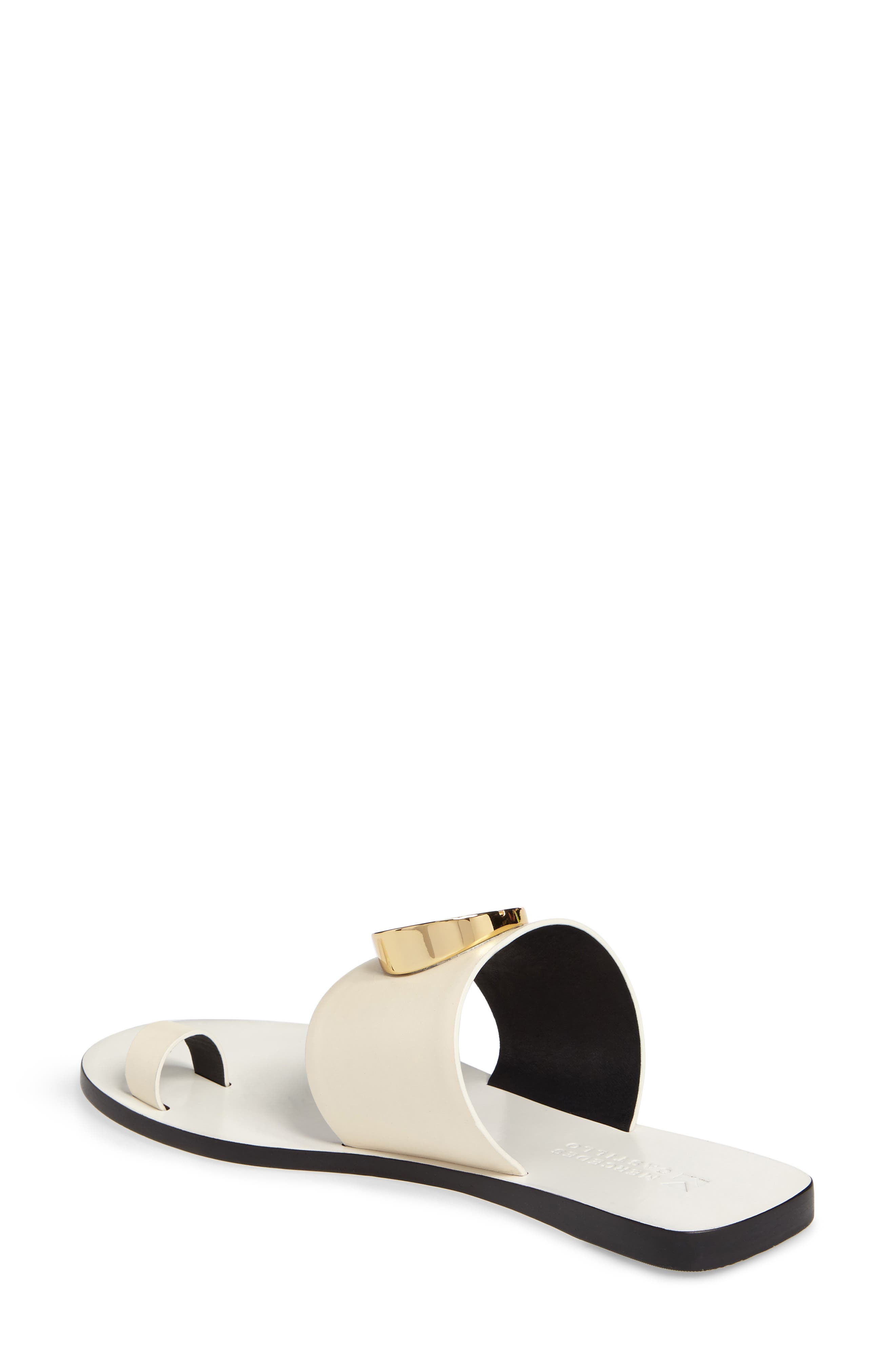 Alternate Image 2  - Mercedes Castillo Fallon Toe-Loop Sandal (Women)