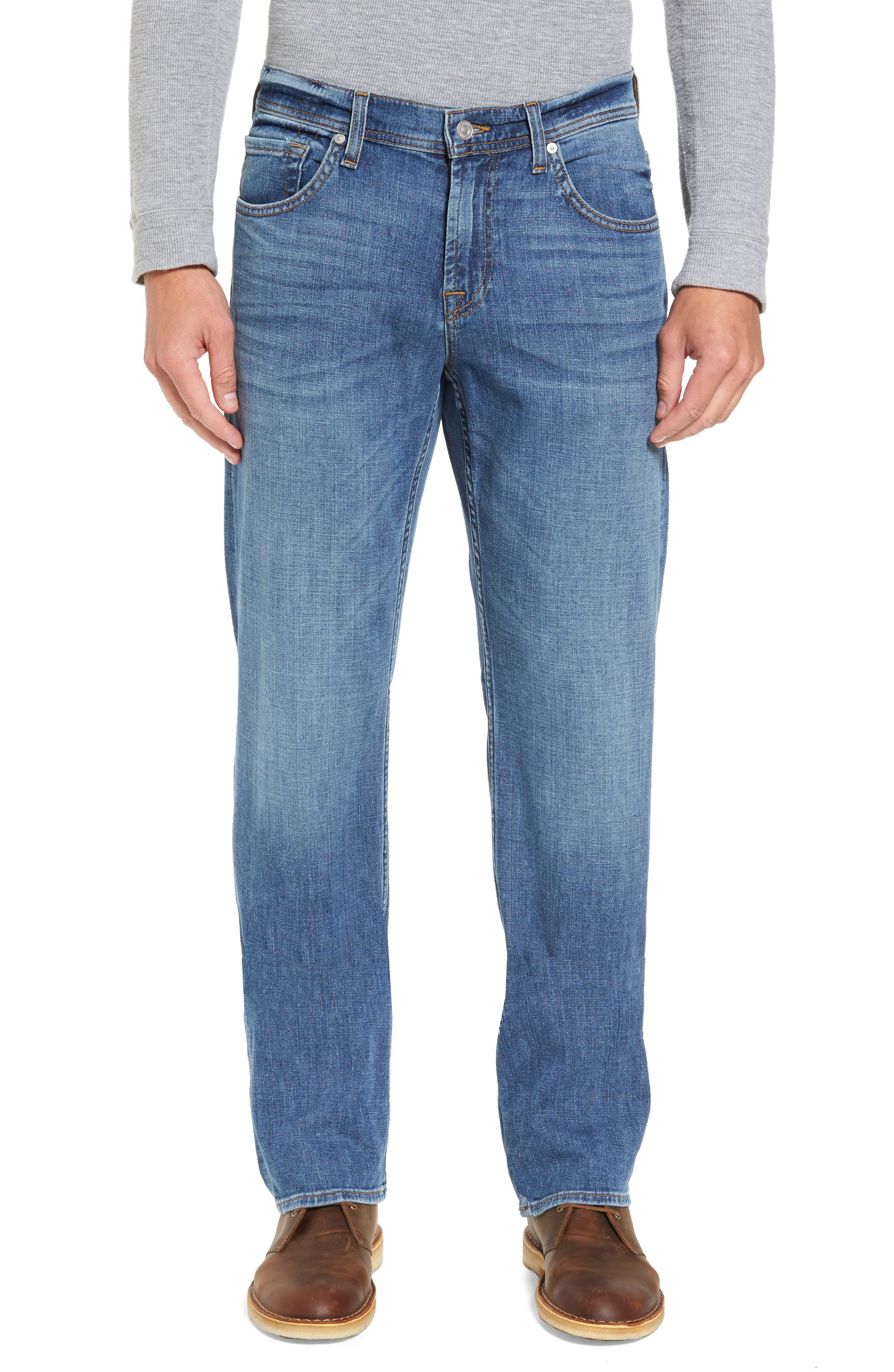 7 For All Mankind® Austyn Relaxed Fit Jeans (Robinson)