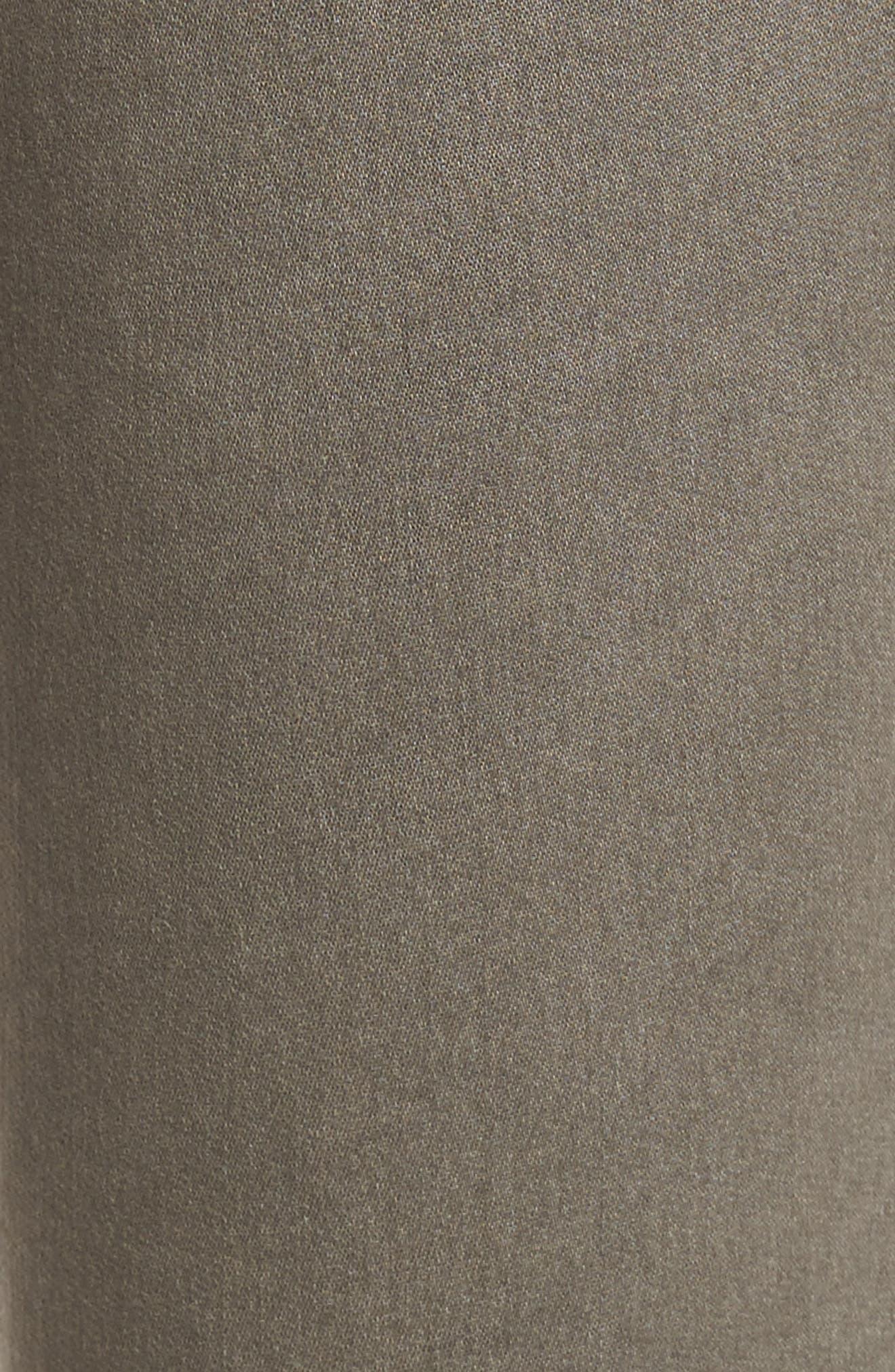 Alternate Image 5  - Jag Jeans Ryan Knit Skinny Jeans (Lava Rock)