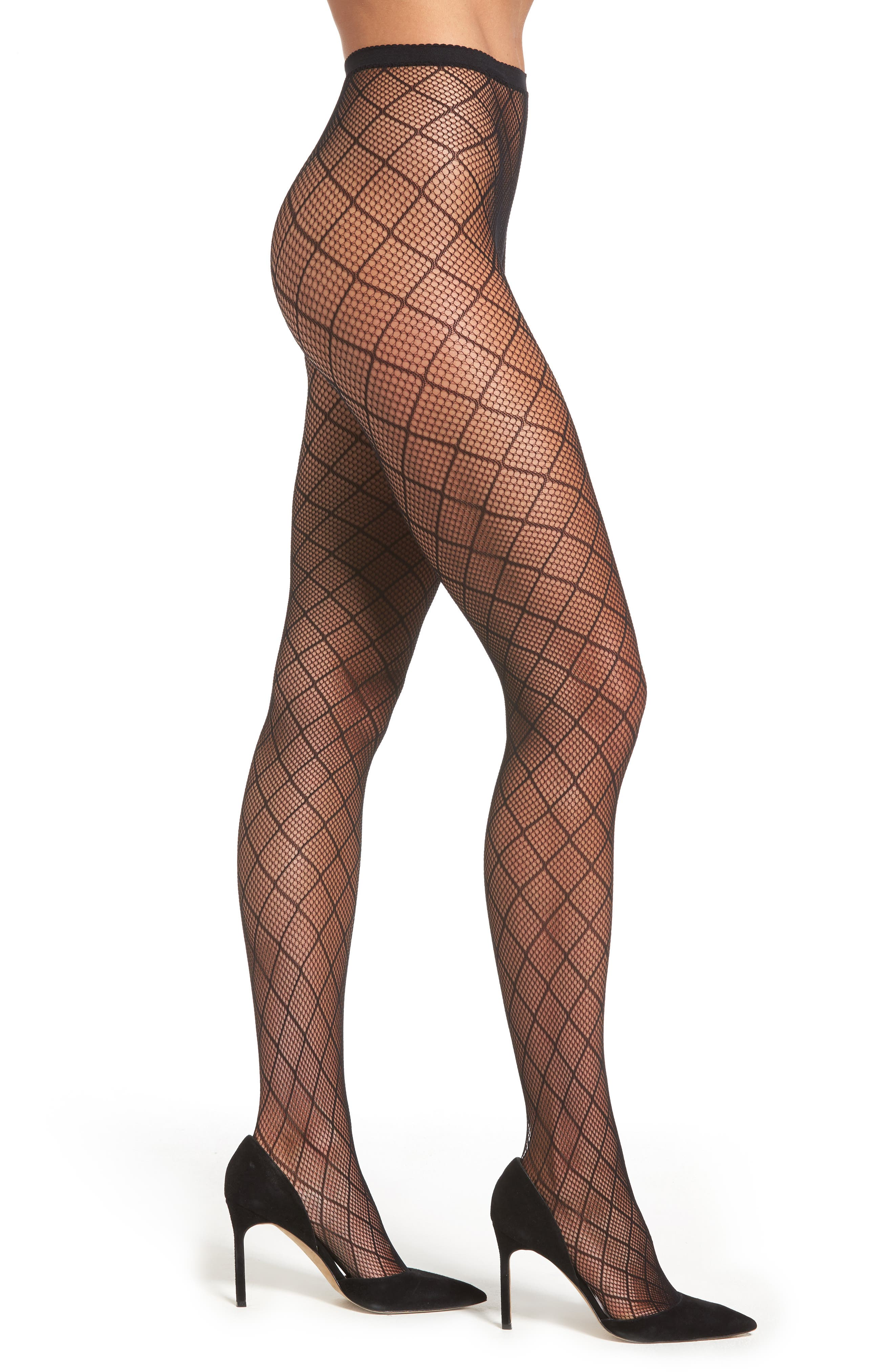 Nordstrom Diamond Tights