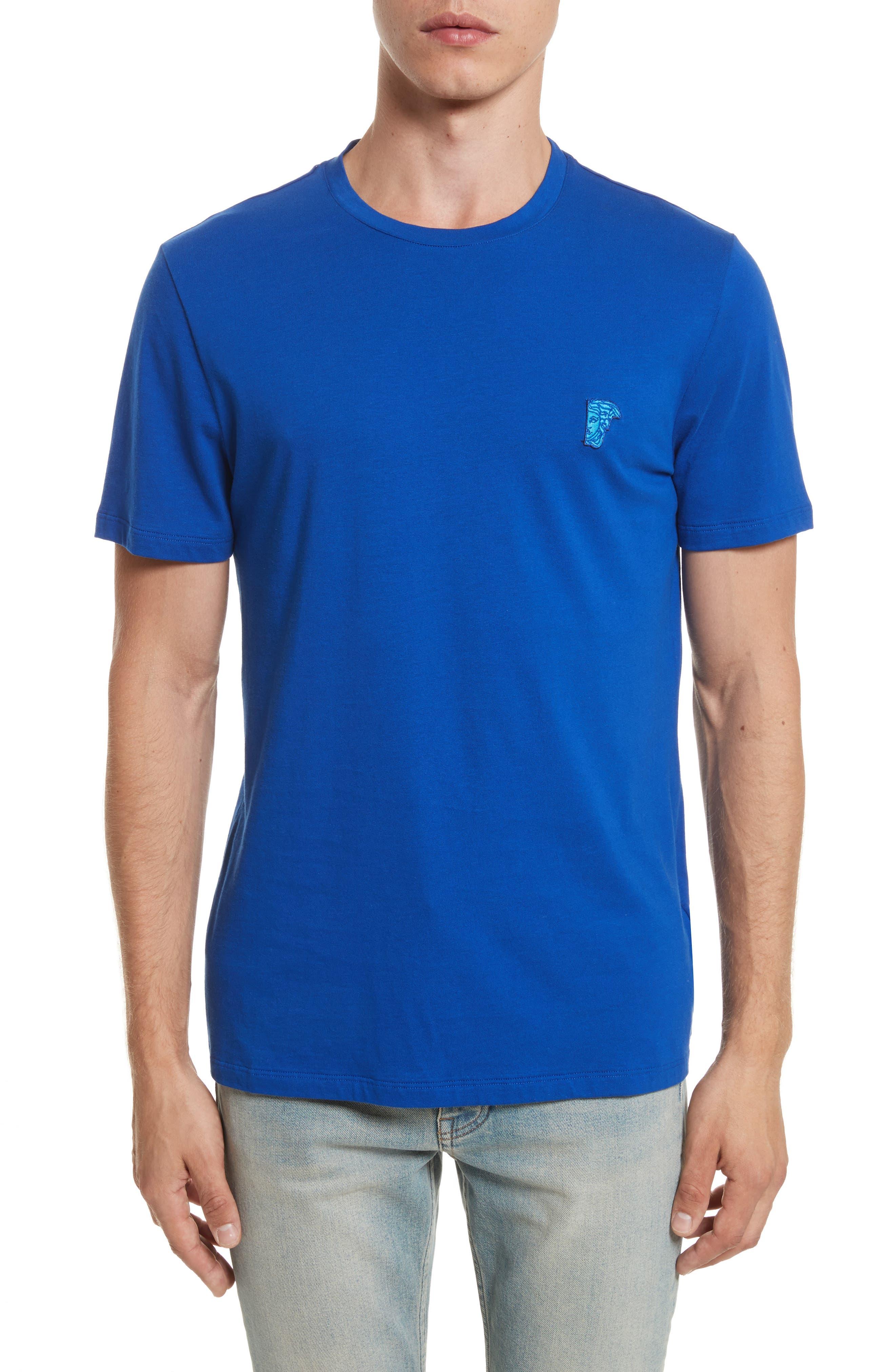 Main Image - Versace Collection Medusa Patch T-Shirt