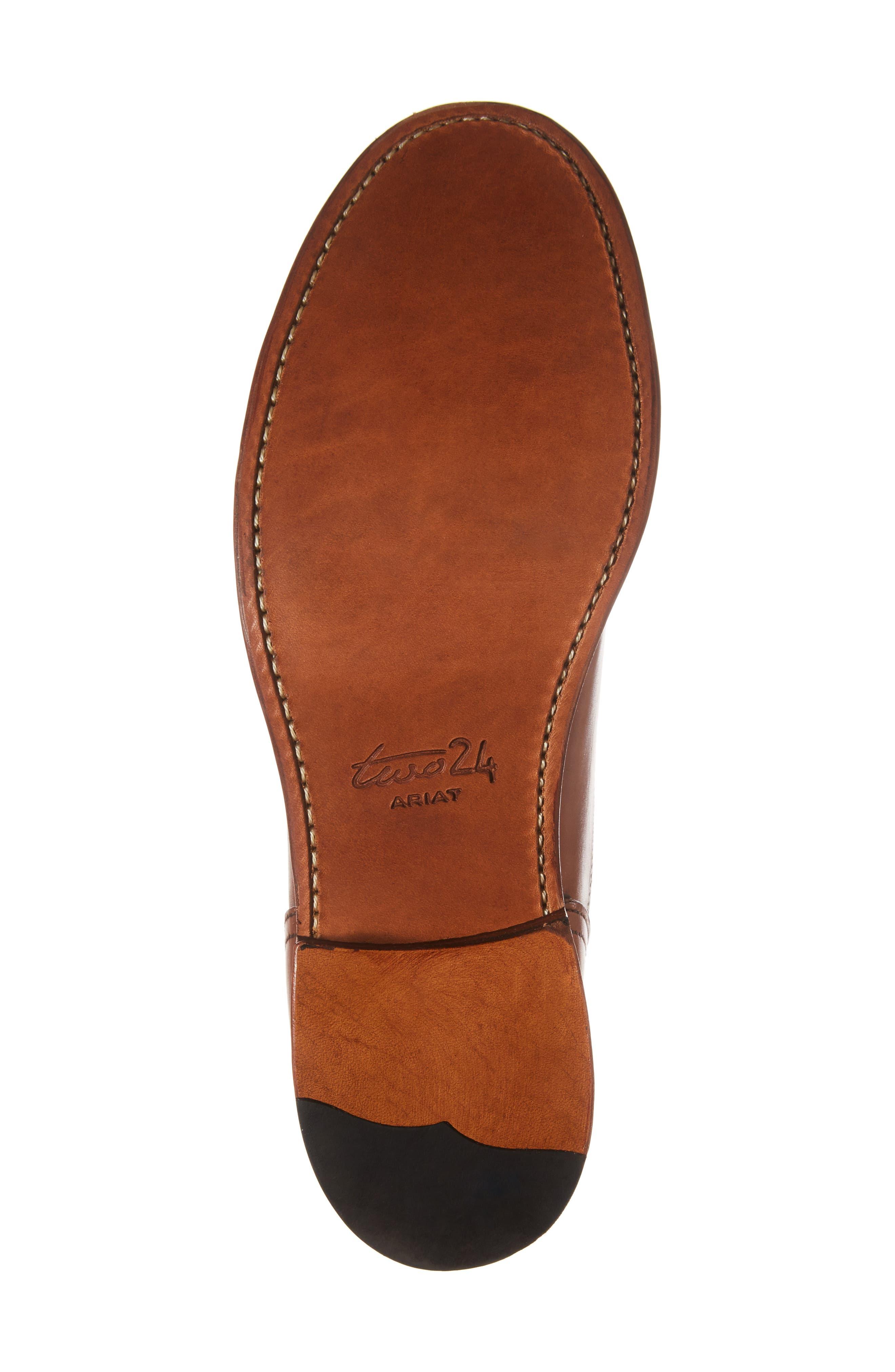 Alternate Image 6  - Ariat Highlands Cap Toe Boot (Men)