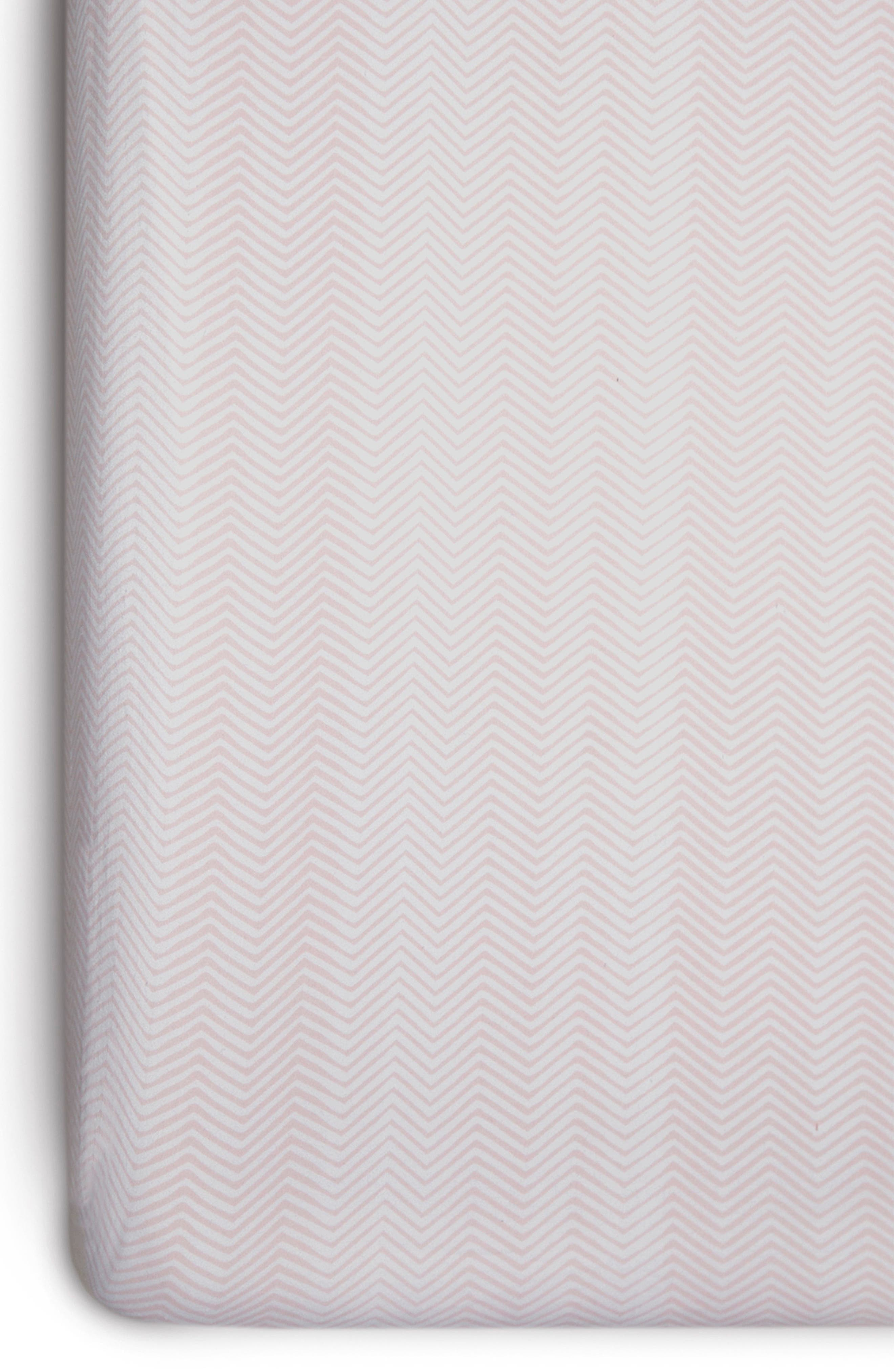 Alternate Image 6  - Oilo 2-Pack Fitted Crib Sheets