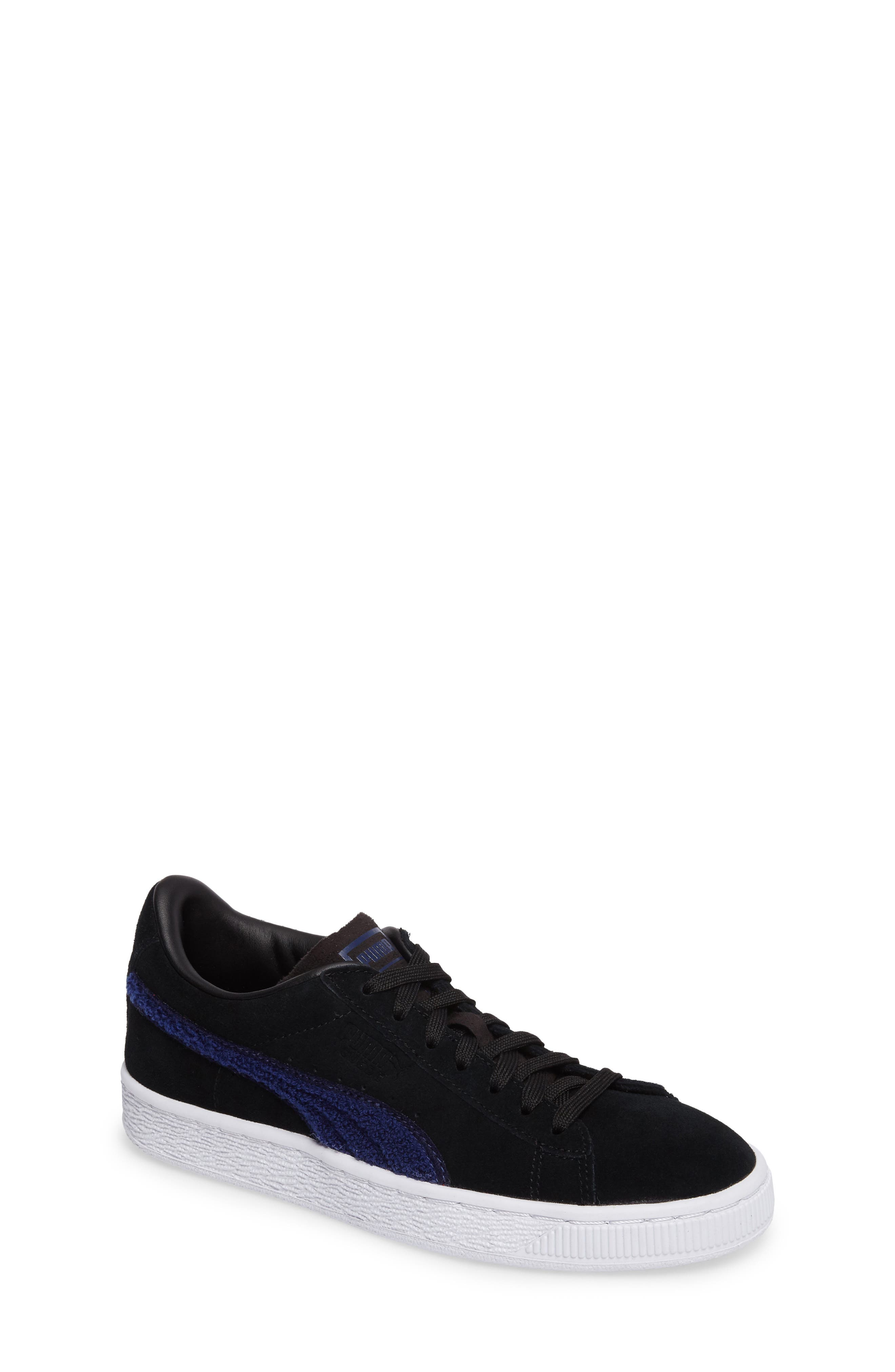 PUMA Classic Terry Jr Sneaker (Big Kid)