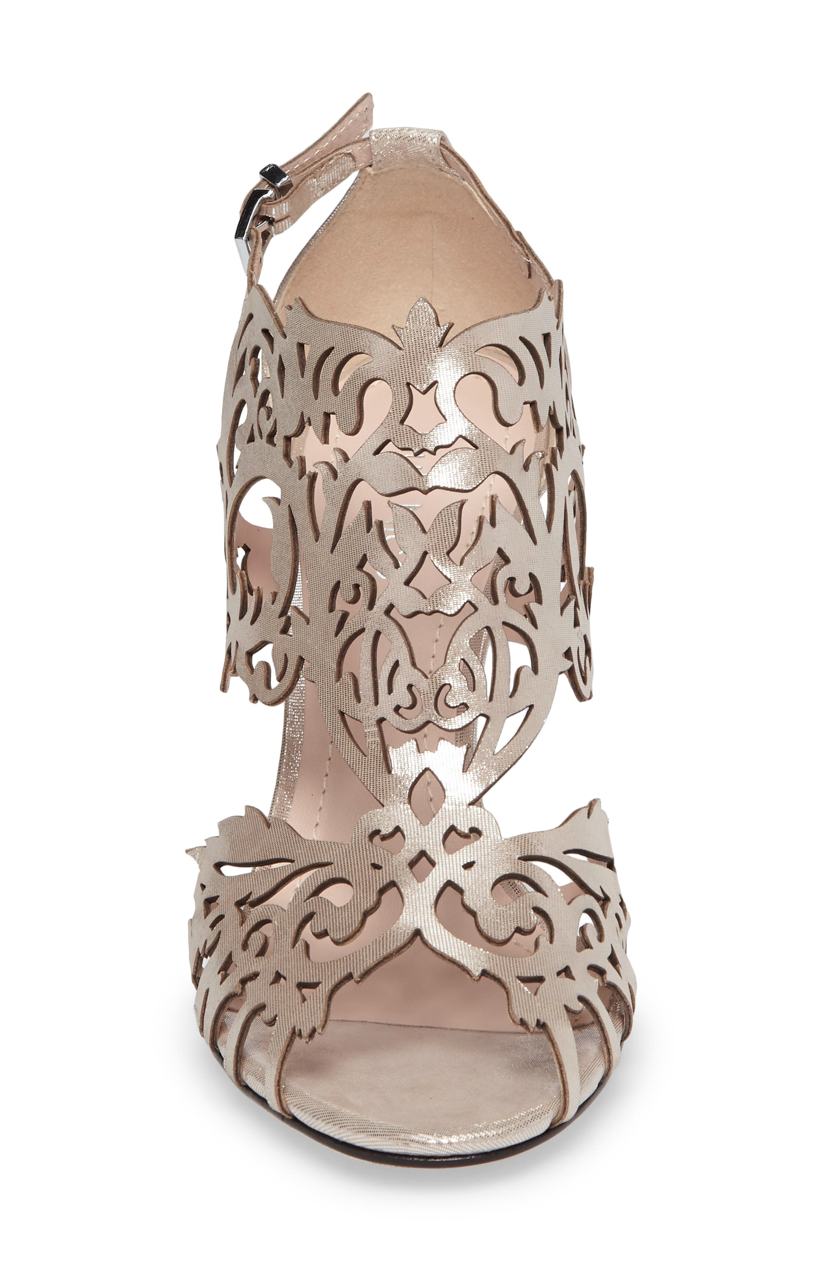Alternate Image 4  - Klub Nico Marcela 3 Laser Cutout Sandal (Women)