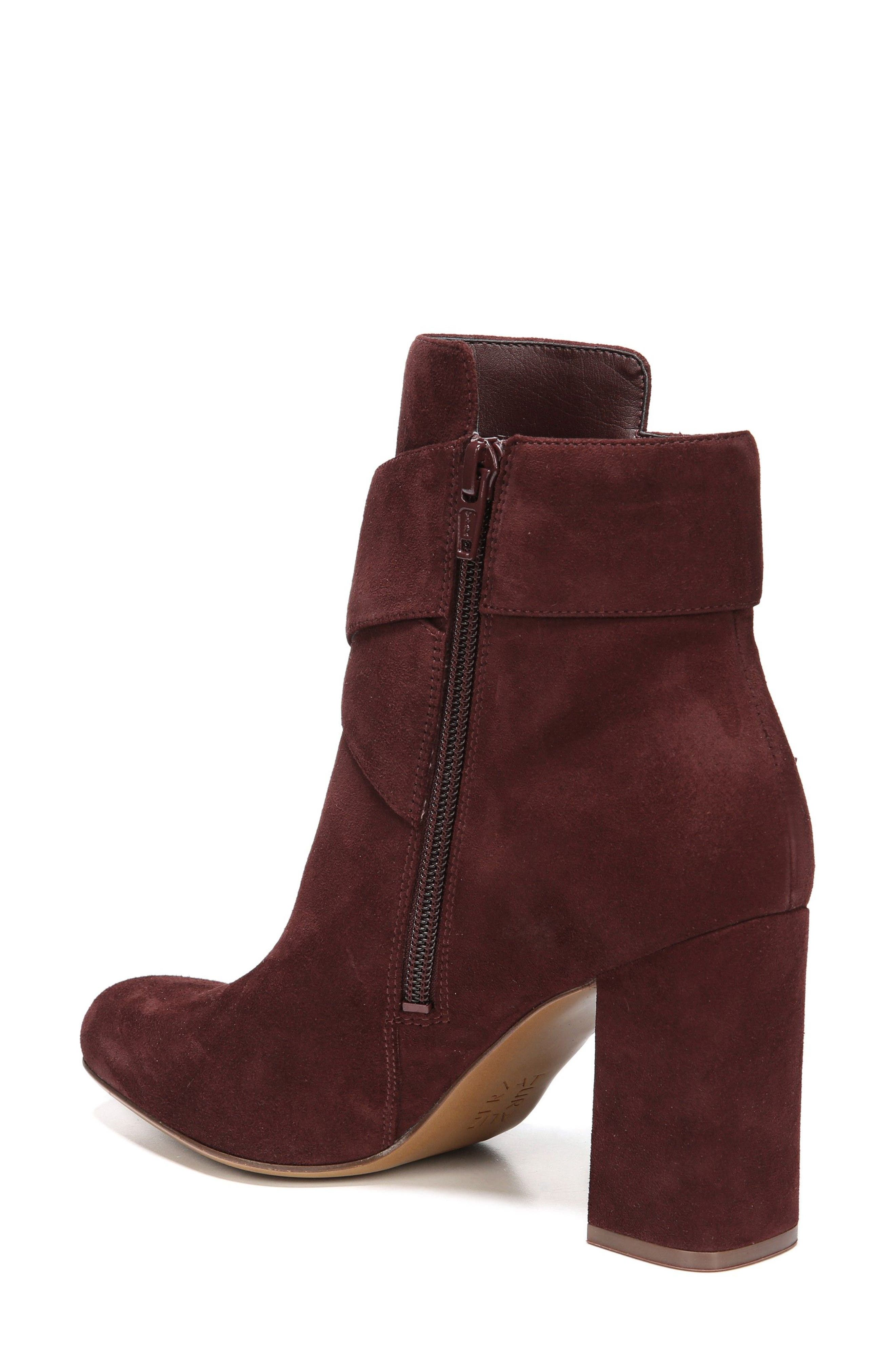 Nautralizer Rae Bootie,                             Alternate thumbnail 2, color,                             Bordo Leather
